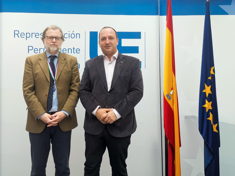 """Martínez Dalmau: """"La Generalitat está alineada con las políticas verdes de la Unión Europea"""""""