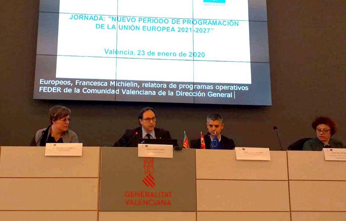 """Soler: """"La innovació i la digitalització són eixos fonamentals en la transformació i sostenibilitat del model econòmic valencià"""""""