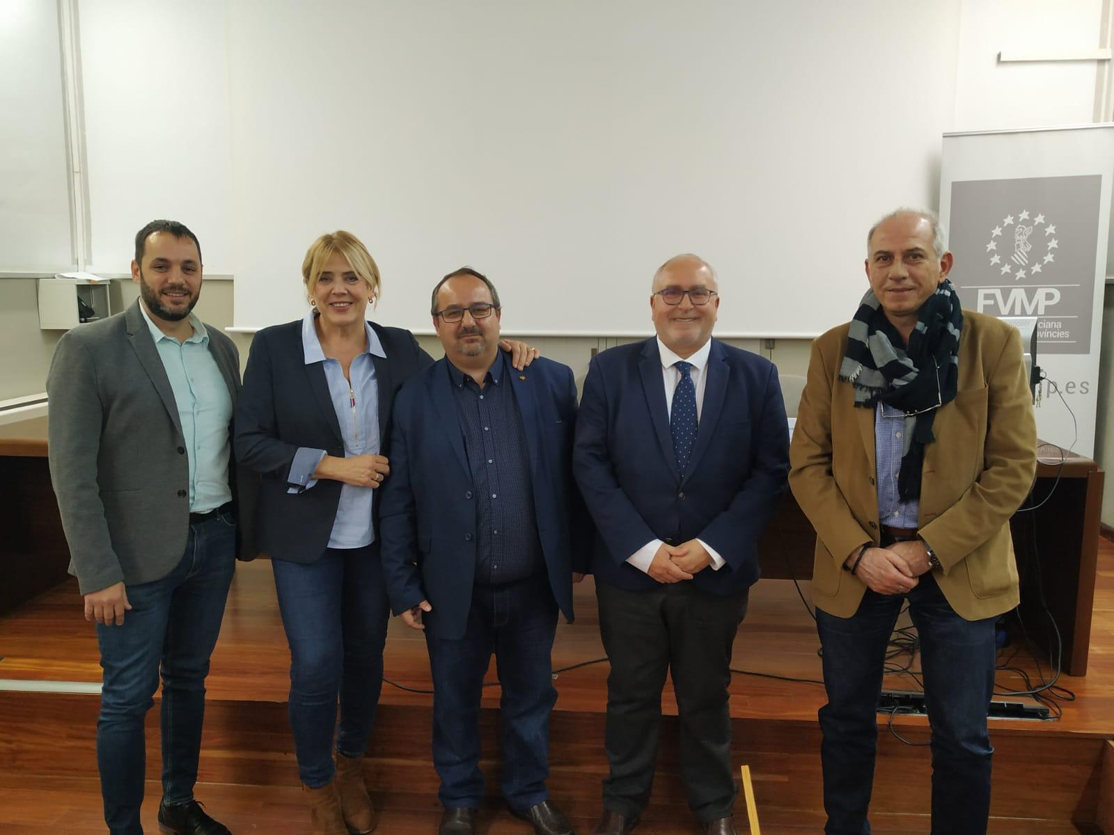 La Generalitat participa en el Fòrum de les Mancomunitats en el si de la Federació Valenciana de Municipis i Províncies