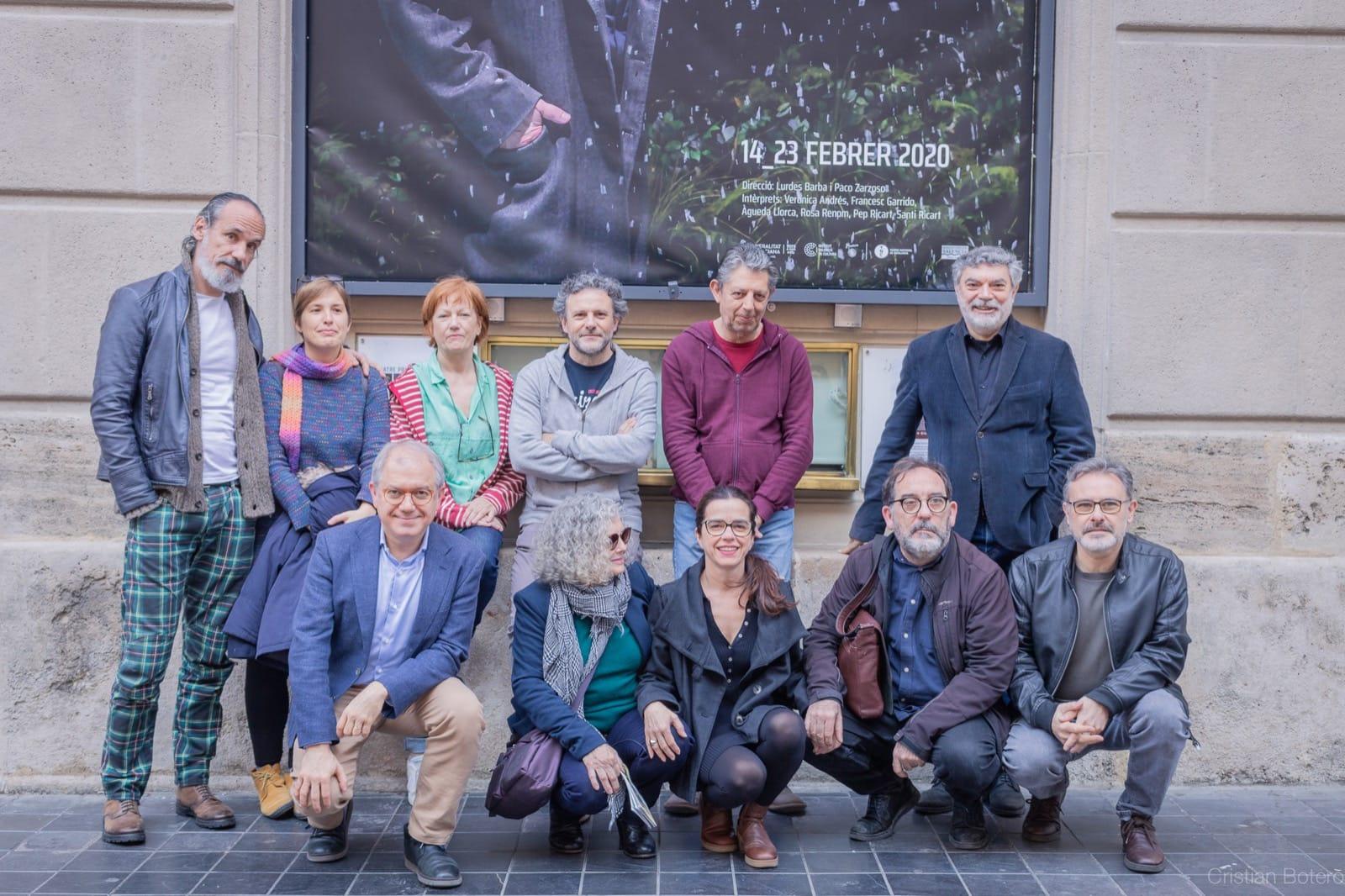 """L""""IVC presenta """"La casa de les aranyes"""", la seua coproducció amb el Teatre Nacional de Catalunya"""