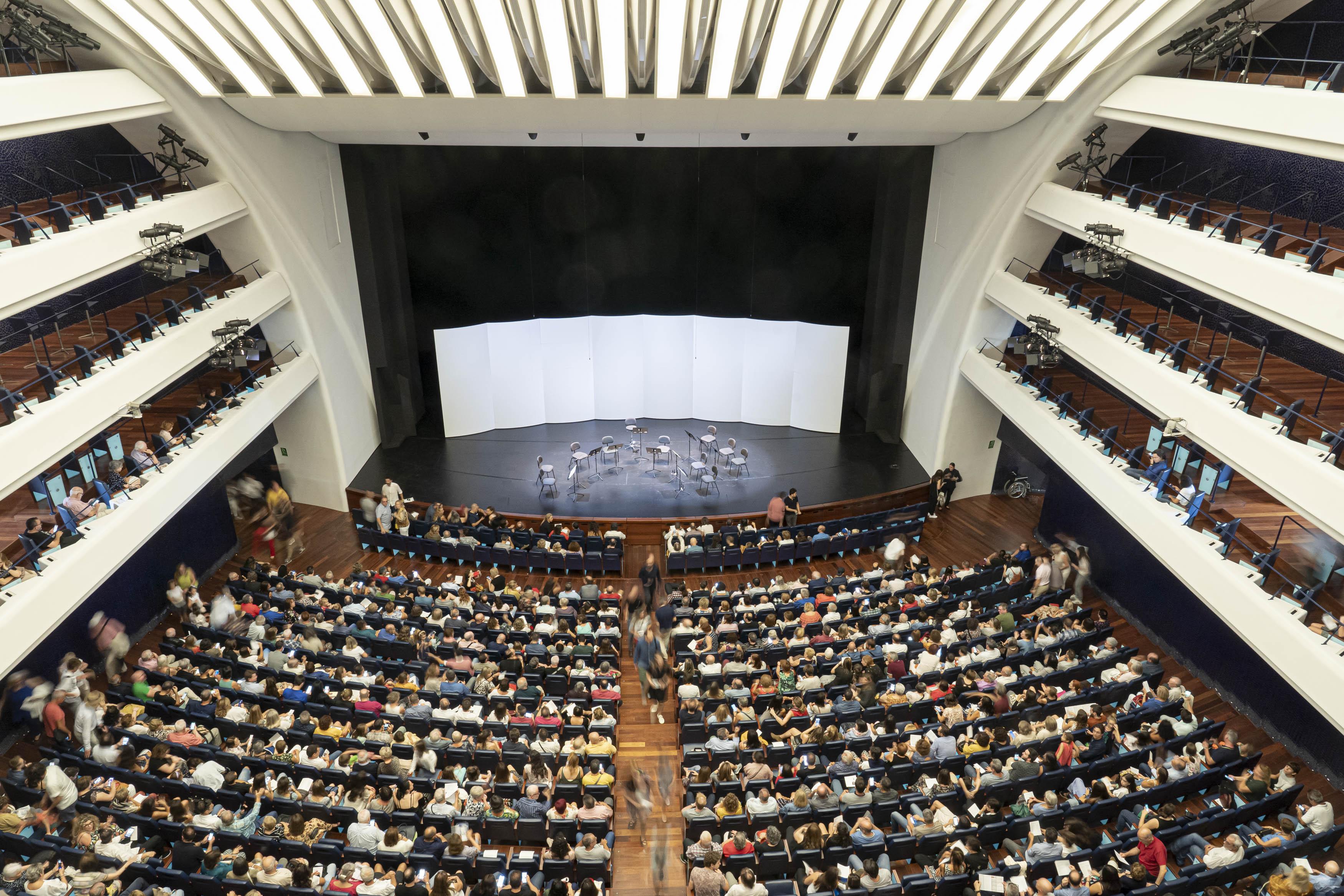 Les Arts proposa, per un preu únic de 5 euros, un concert i una exposició per al matí del pròxim diumenge