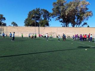 Els Jocs Esportius Adaptats celebren una jornada de colpbol a València