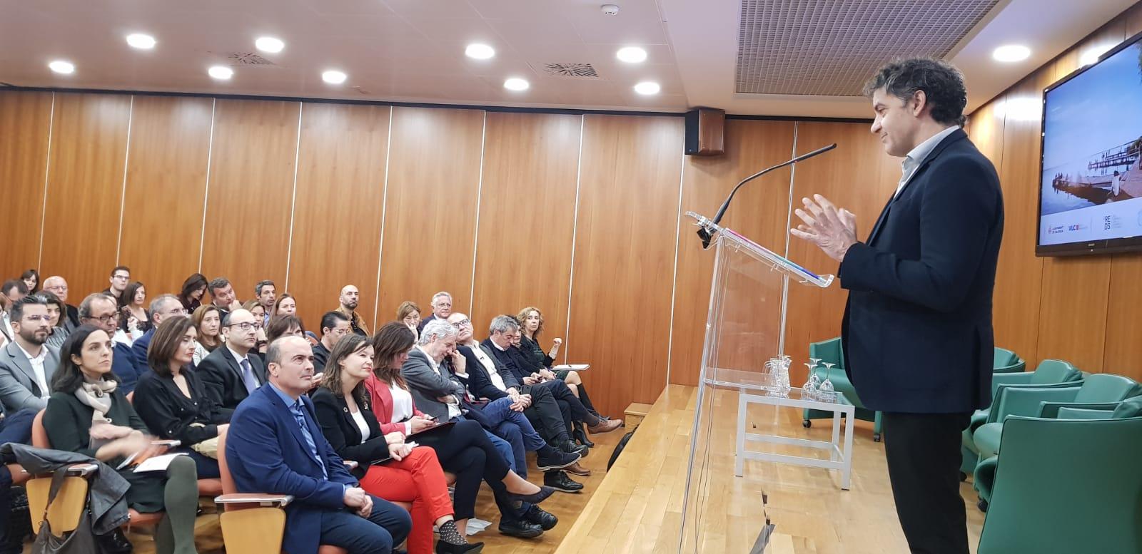 """Francesc Colomer destaca que els ODS """"són la clau de futur per a les destinacions sostenibles i hospitalàries"""""""