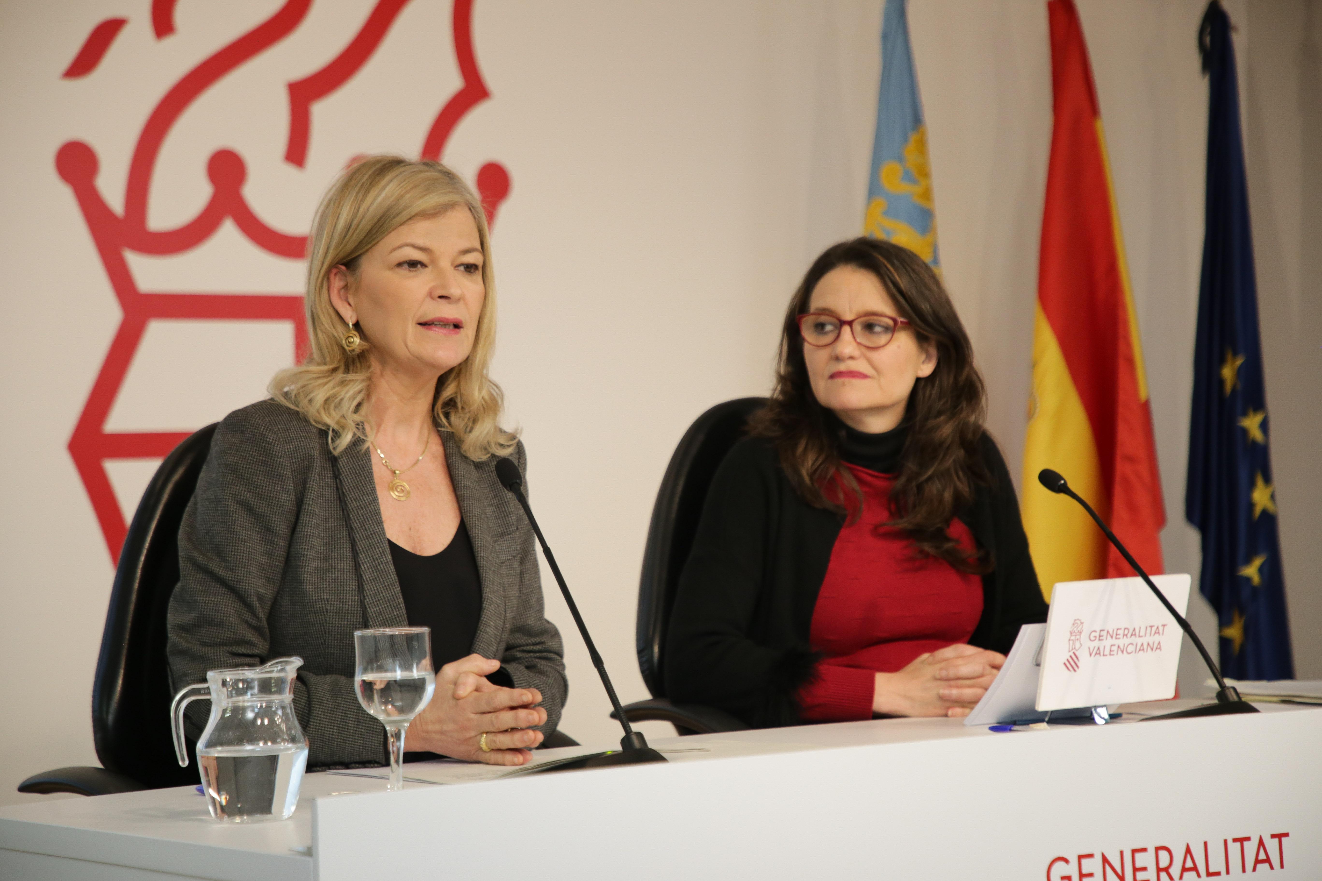 """El Consell aprova el Projecte de llei de la funció pública valenciana que impulsa la transformació de l""""Administració de la Generalitat"""