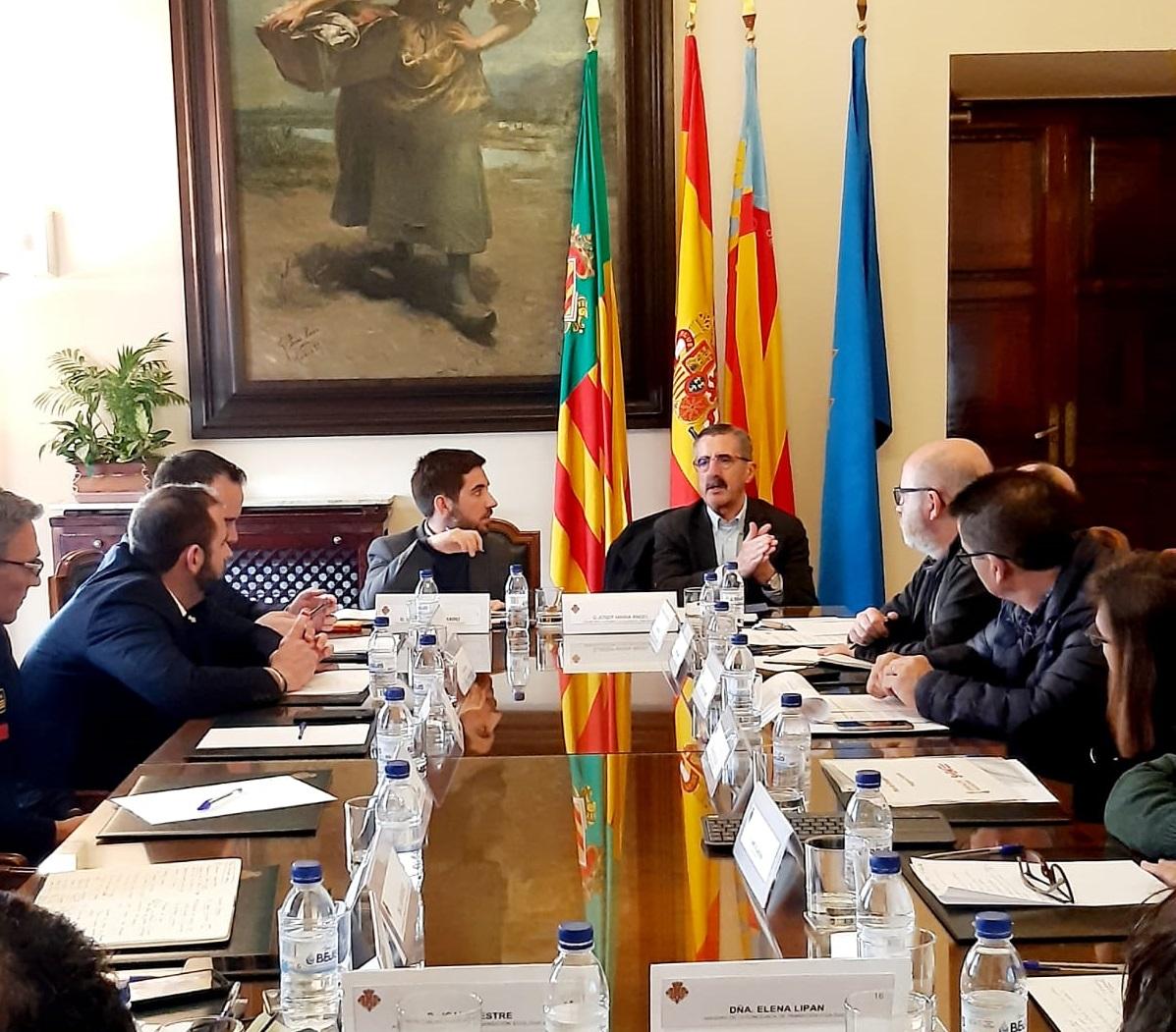 Emergencias anuncia la realización de dos simulacros de emergencias este año en Castelló