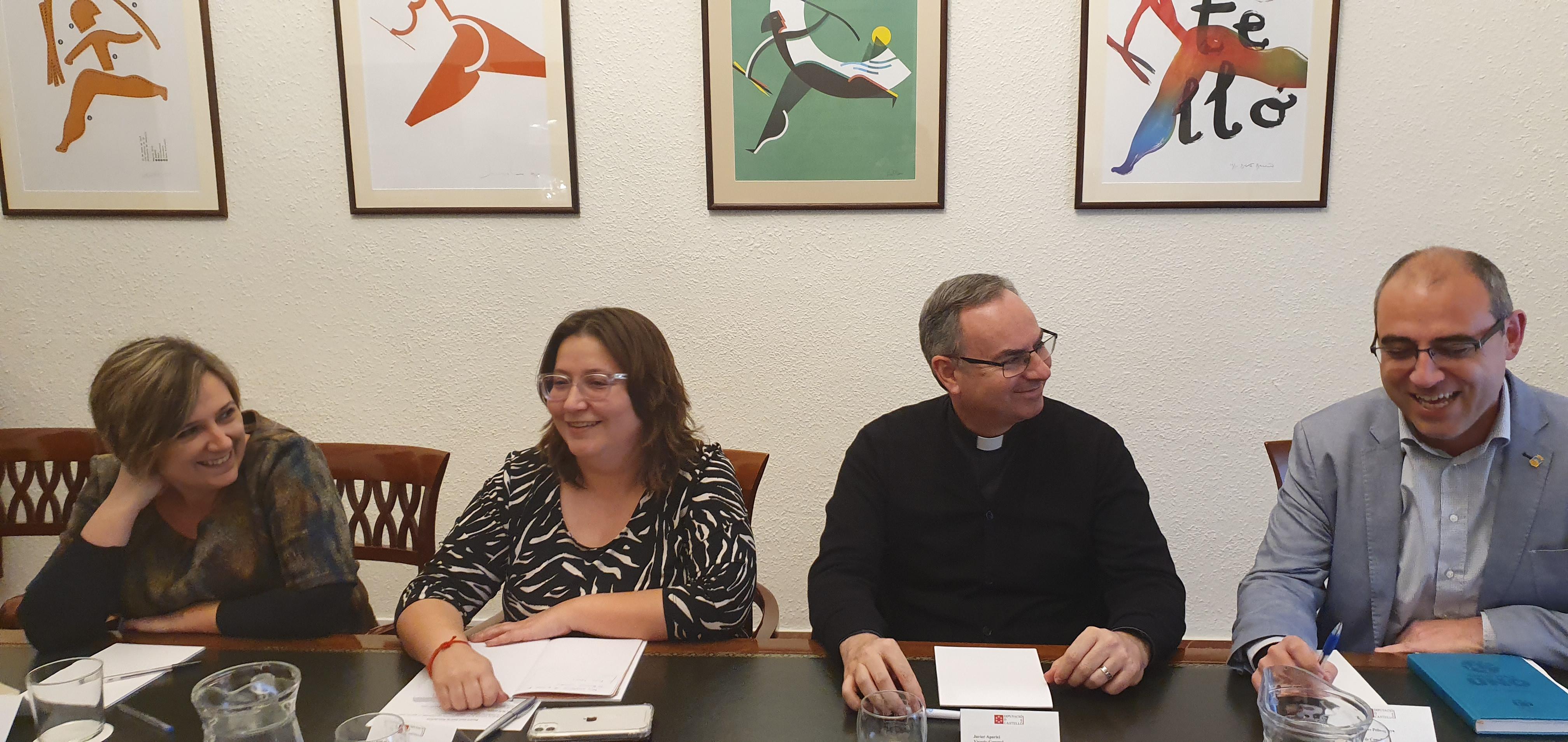 Cultura dona impuls a la recuperació del santuari de Penyagolosa junt amb la Diputació de Castelló i el Bisbat