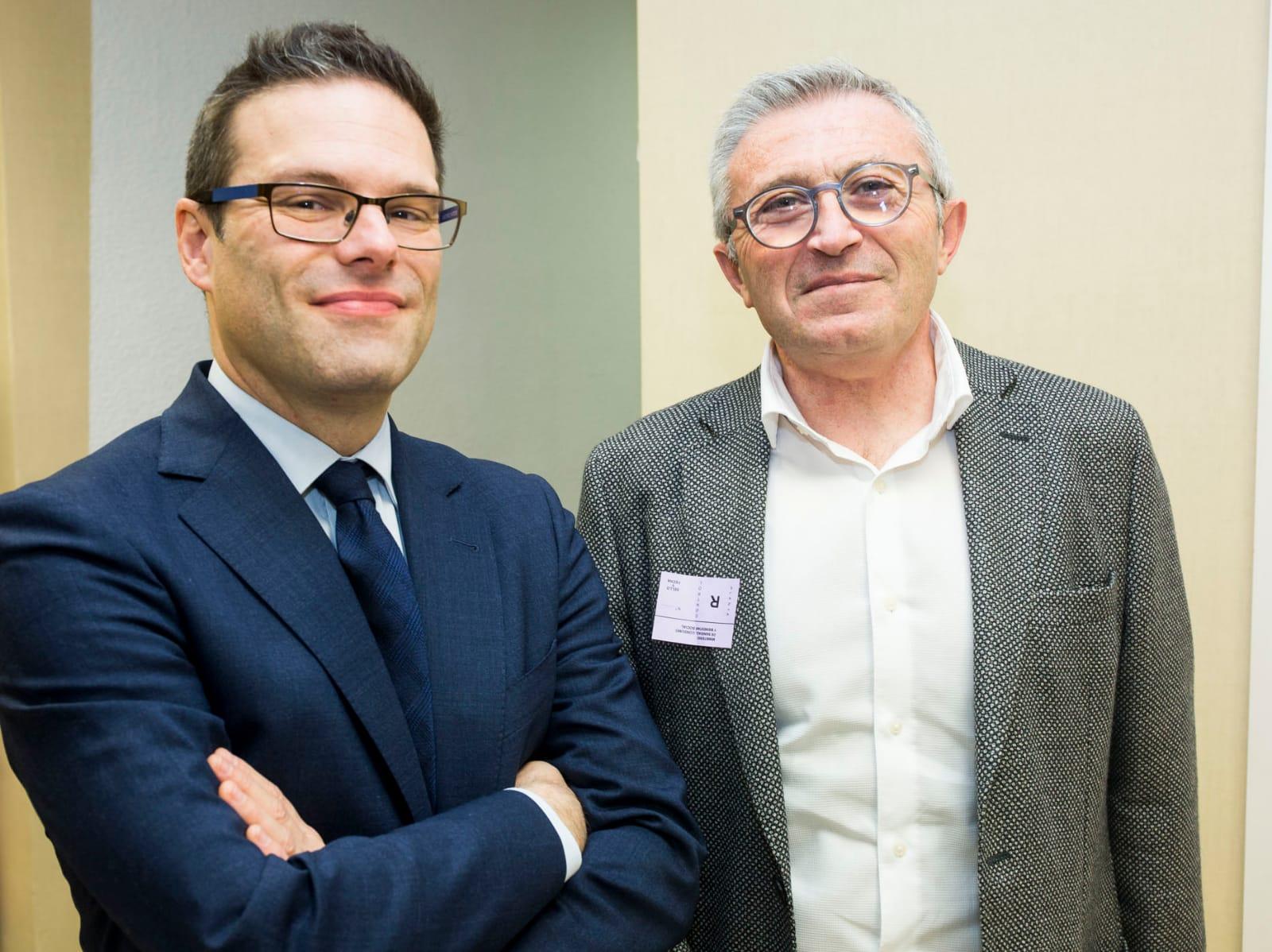 """Rafael Beneyto es reuneix a Madrid amb el director general d""""Ordenació del Joc"""