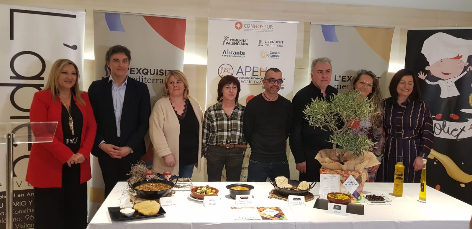 """Colomer apuesta por impulsar iniciativas que """"resalten el gran potencial turístico y gastronómico de las comarcas de interior"""""""