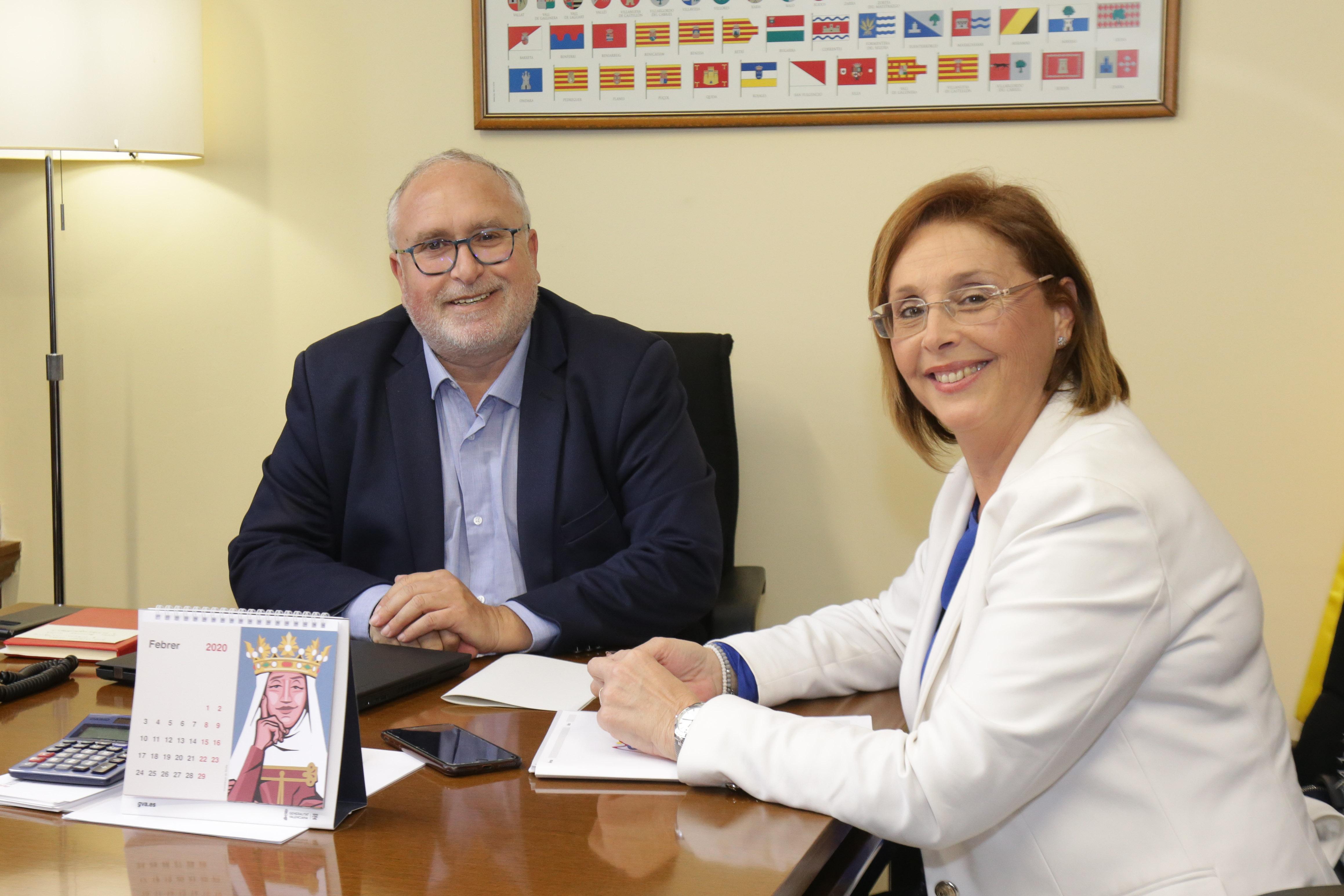 La Generalitat avanza en el calendario para iniciar el tránsito al ámbito comarcal de la Mancomunitat Camp de Túria