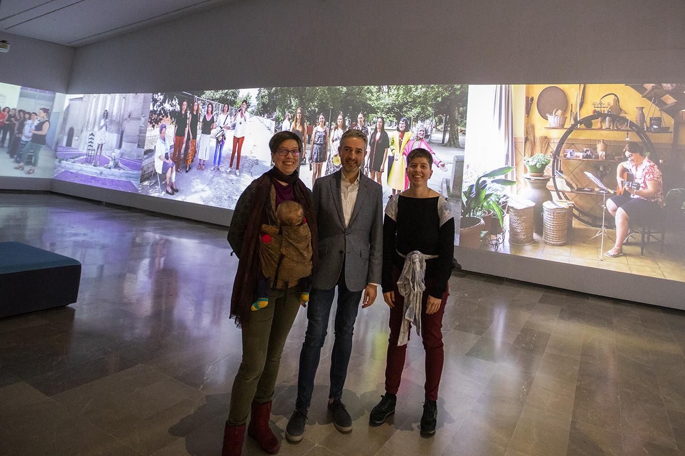Art al Quadrat recupera la memòria històrica en el Carme