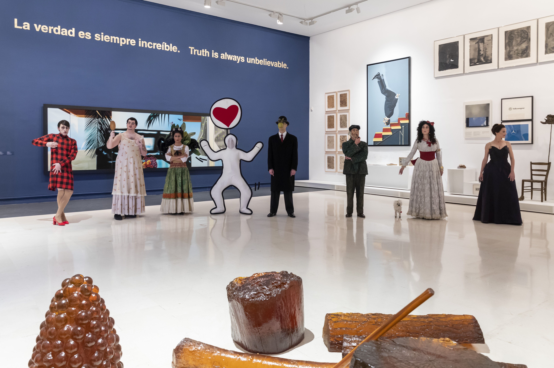"""Les obres de la col·lecció principal de la Golden Lilium Gallery visiten l""""IVAM"""