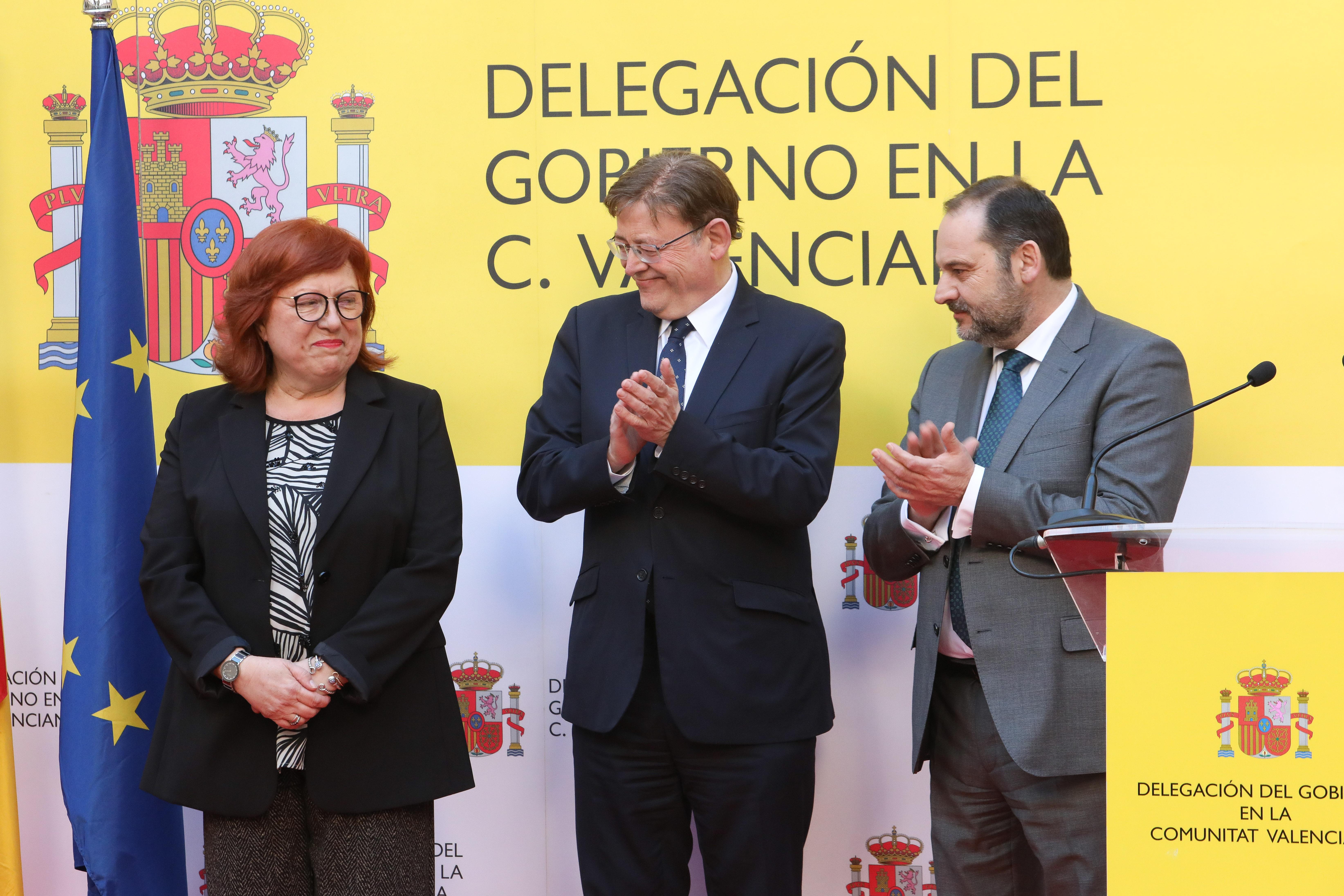 """Ximo Puig apuesta por el trabajo conjunto con el Gobierno de España para """"desatascar"""" el """"problema valenciano"""""""