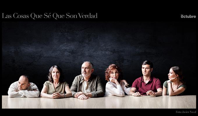 """El Teatre Principal de Castelló presenta """"Las cosas que sé que son de verdad"""""""