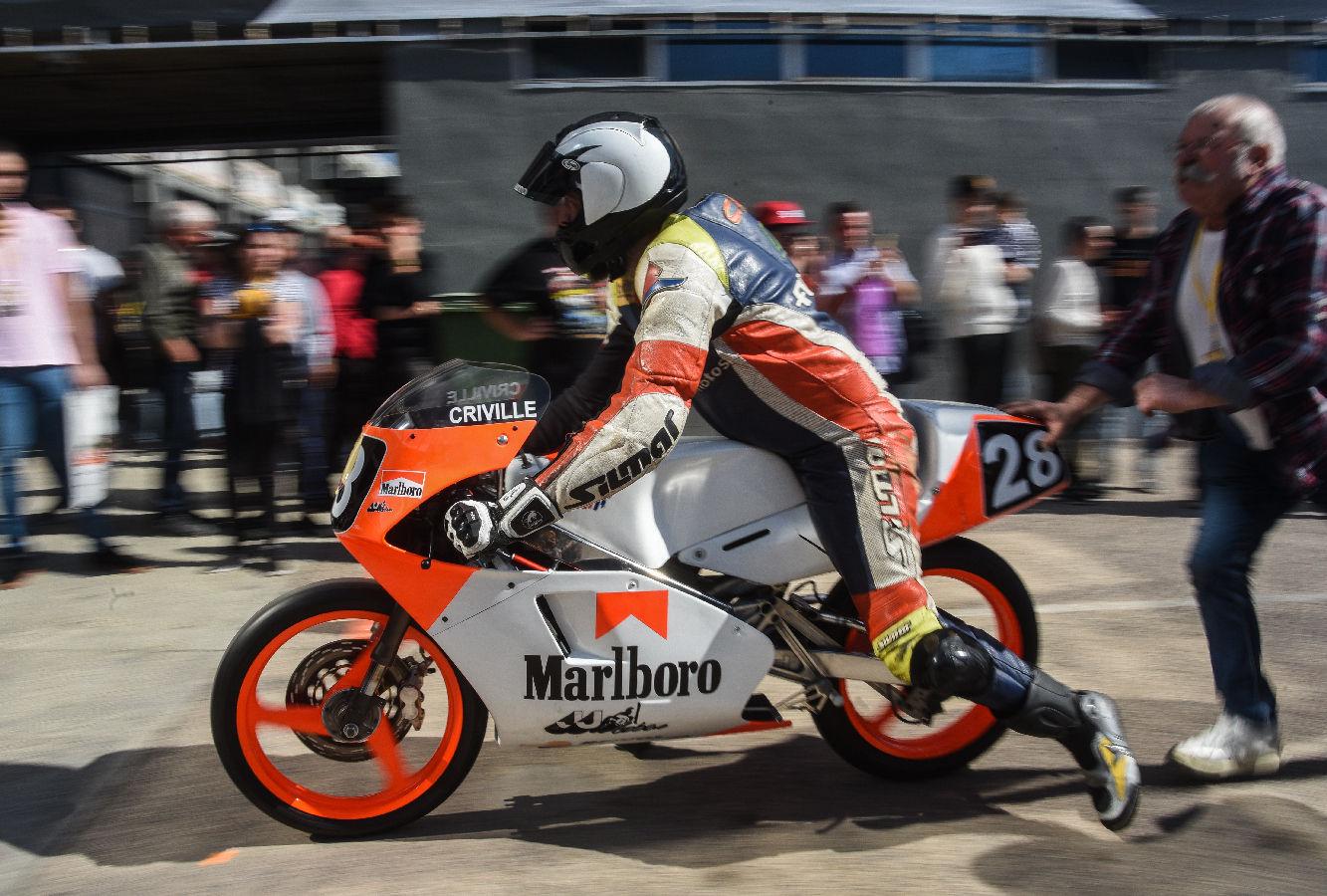 El Circuit Ricardo Tormo celebra aquest cap de setmana la seua concentració de vehicles clàssics