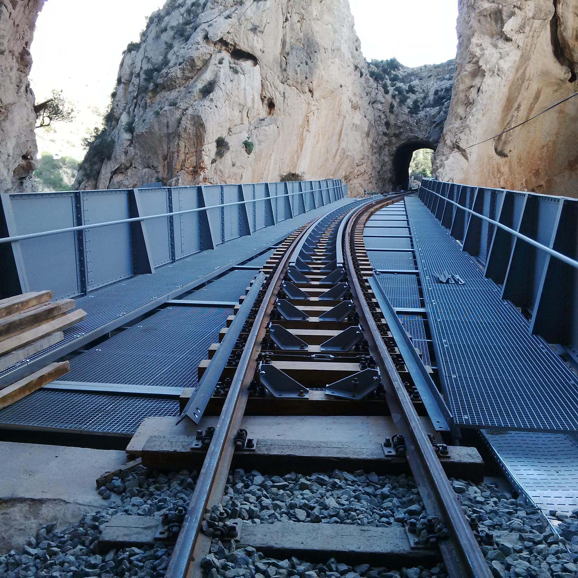"""TRAM d""""Alacant modifica este fin de semana el servicio entre Olla de Altea y Calp por trabajos técnicos en el puente del Mascarat"""