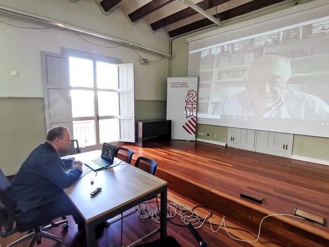 Martínez Dalmau y representantes de la Federación de Promotores Inmobiliarios y Agentes Urbanizadores acuerdan crear una comisión bilateral para ...