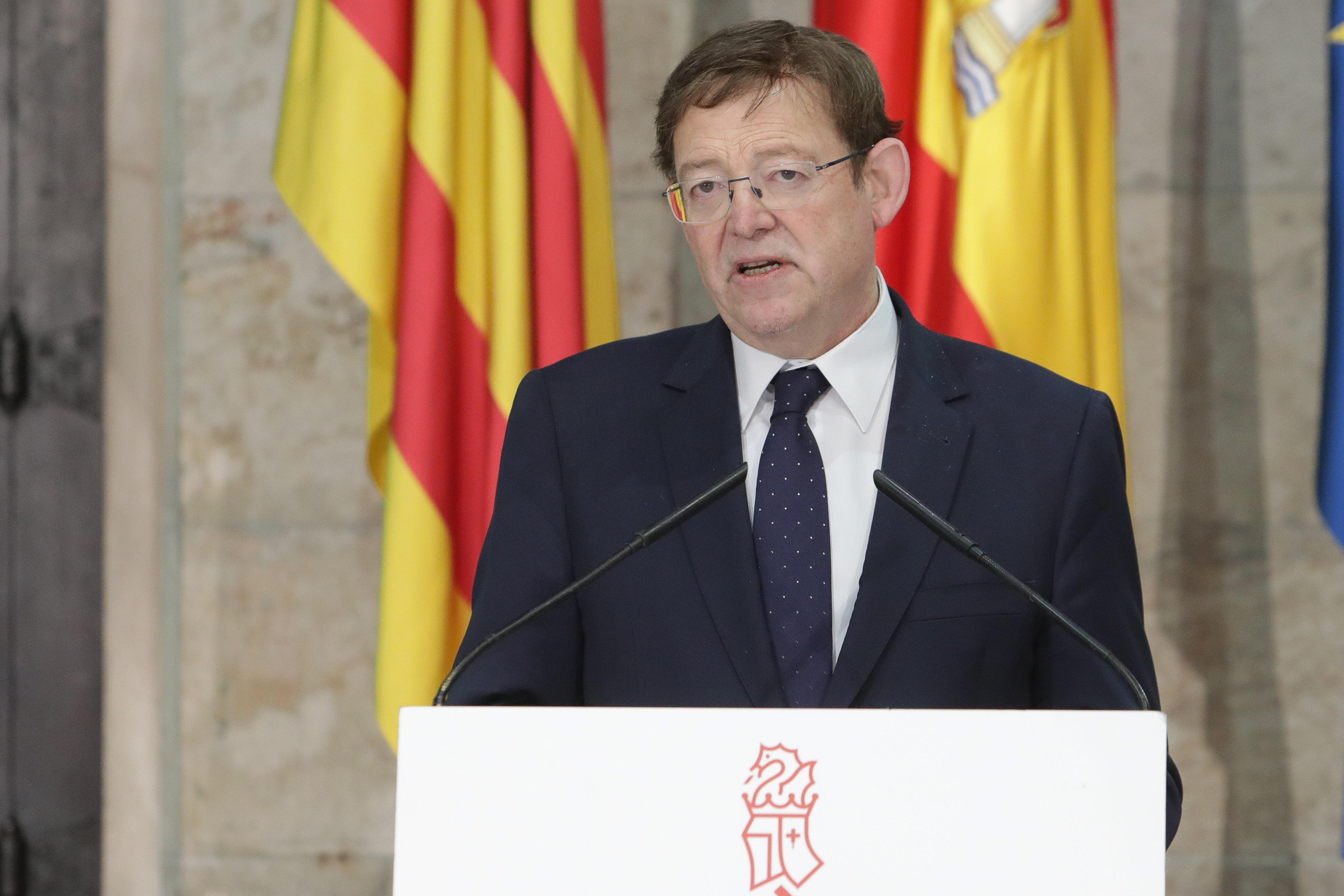 Ximo Puig se dirige a los presidentes de las 329 regiones europeas para reclamar conjuntamente a la UE un Plan Marshall que permita la reconstrucción tras el coronavirus