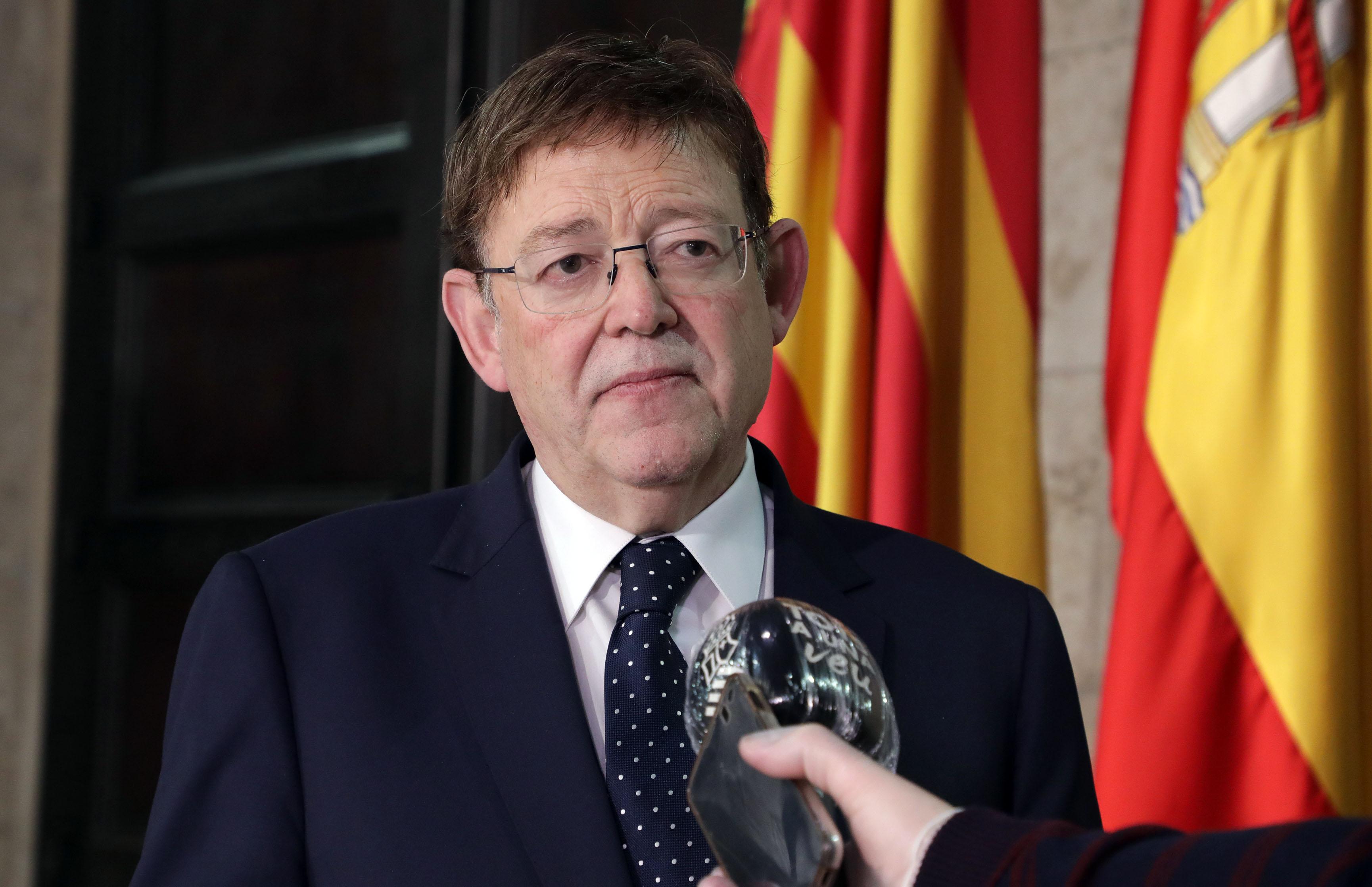 Ximo Puig anuncia que la Generalitat estudia mesures perquè la ciutadania puga accedir aquest estiu a les platges amb la seguretat corresponent i ...