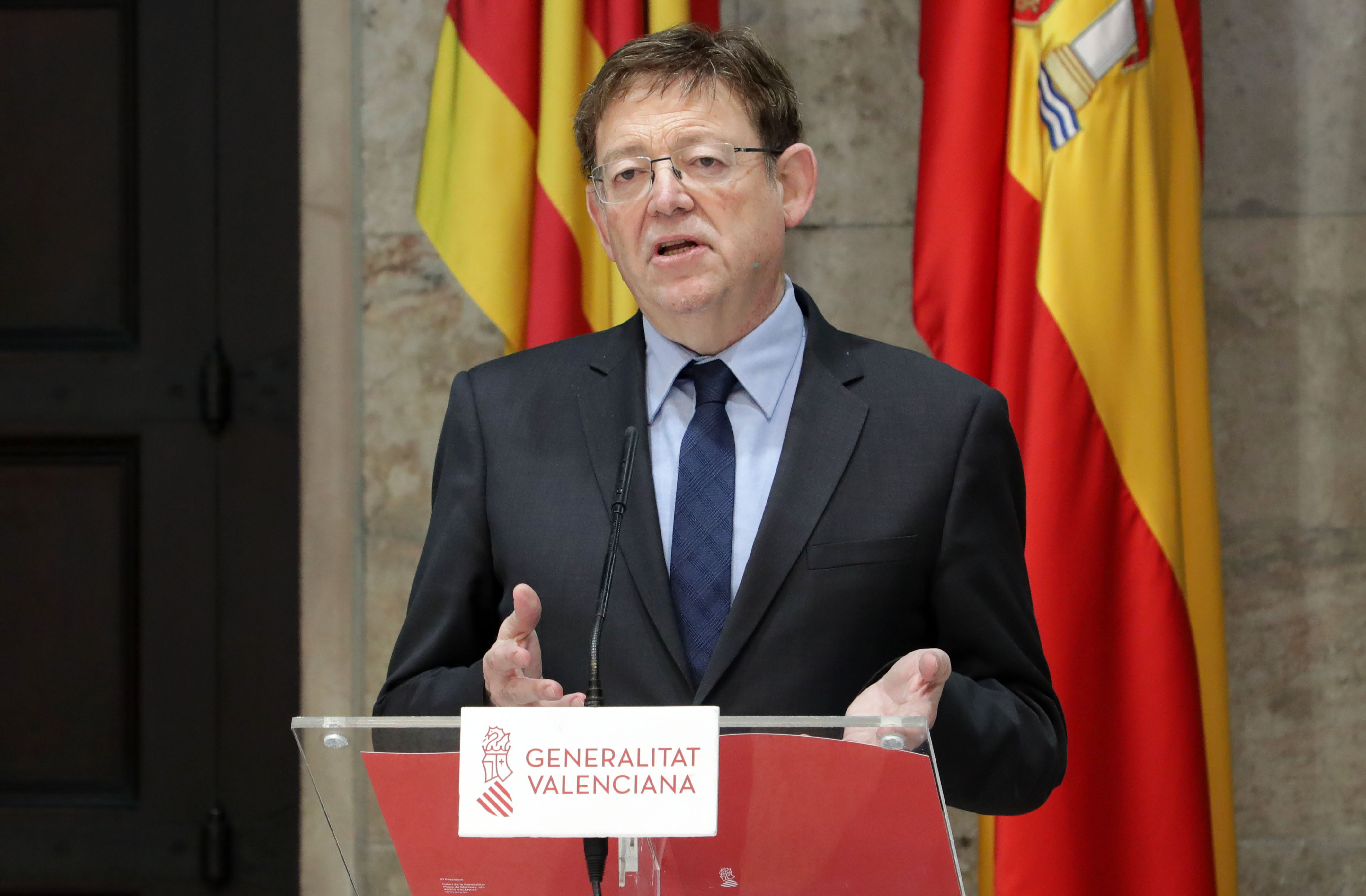 """Ximo Puig encarrega un informe a l""""IVIE sobre l""""impacte de la pandèmia i destaca l""""acord polític quant a la creació a les Corts d""""una comissió per..."""