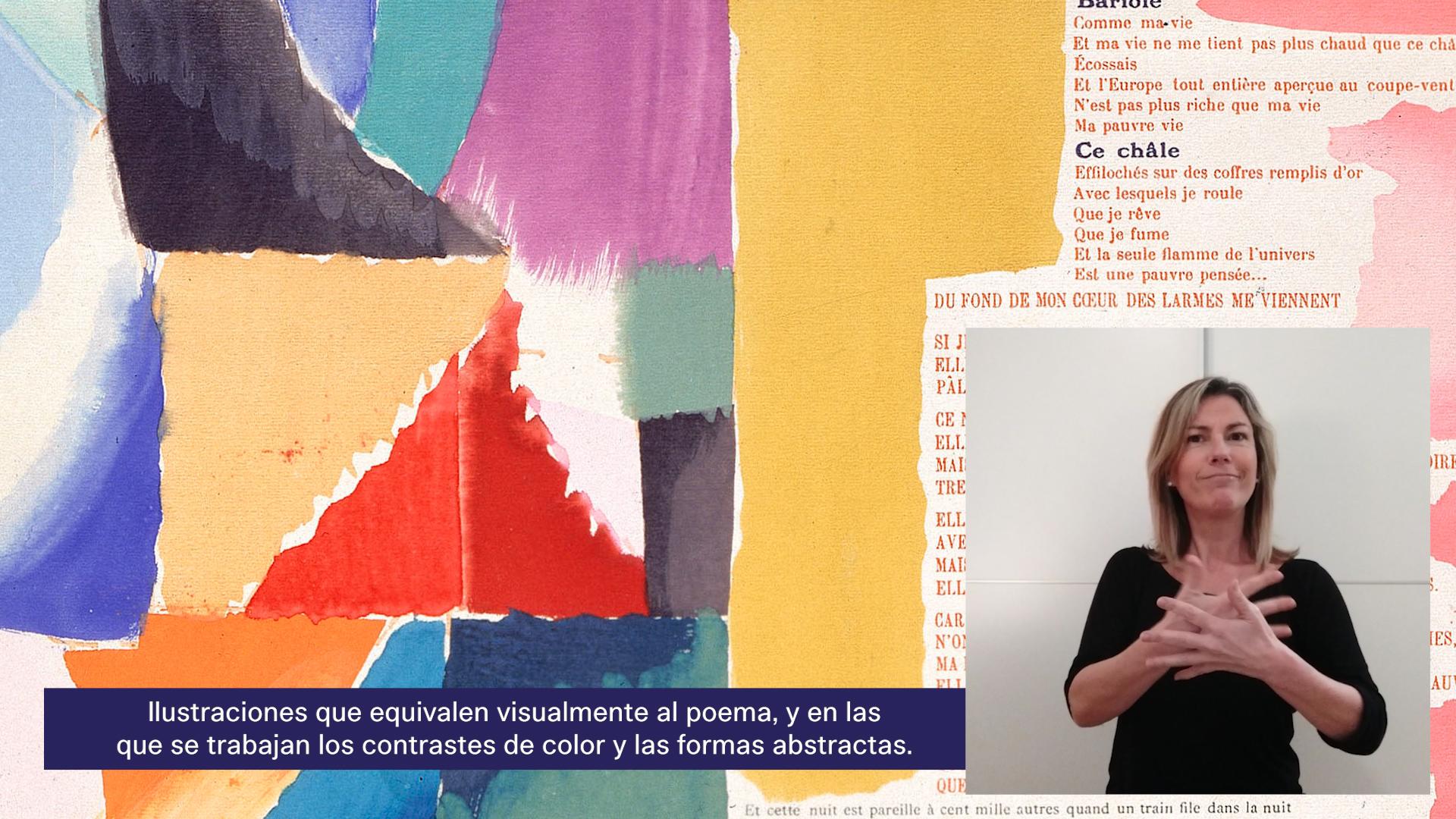 """L""""IVAM acosta les obres mestres de la Col·lecció a persones sordes mitjançant llengua de signes"""