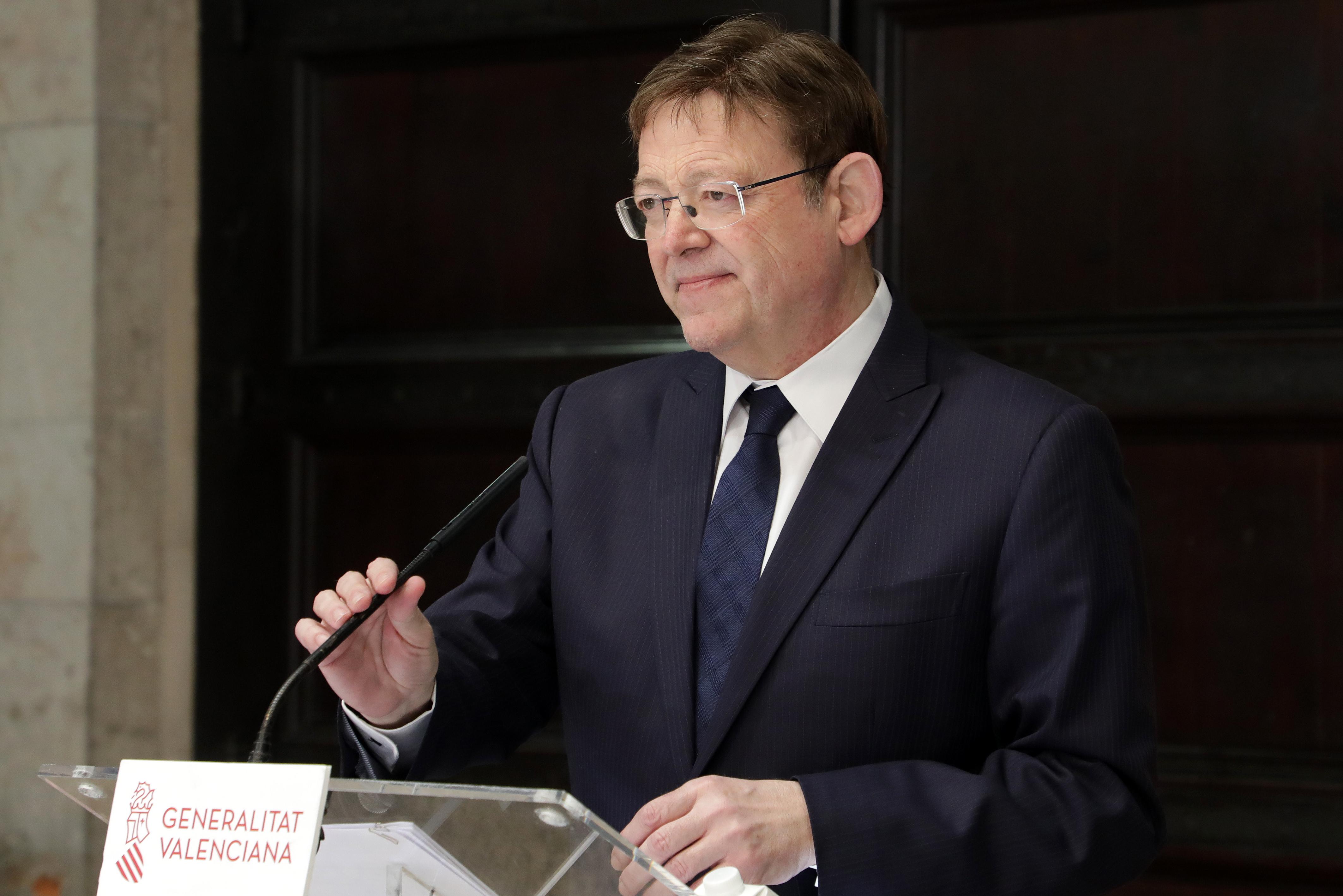 Ximo Puig demana al Govern un pla integral per al turisme i mesures extraordinàries per a reactivar el sector de la mobilitat