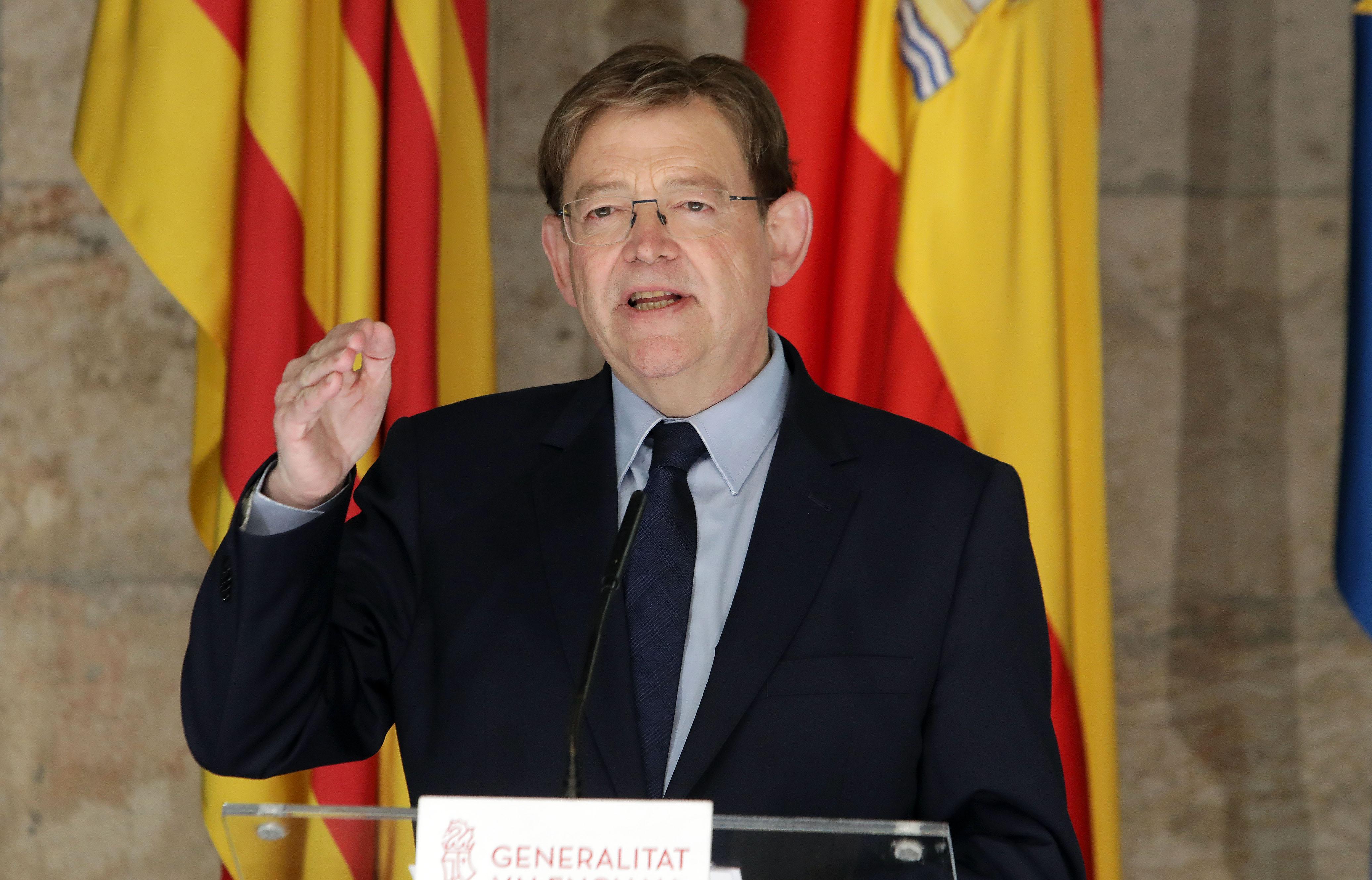"""Ximo Puig destaca que el pas a la fase 1 del conjunt de la Comunitat Valenciana obliga a """"més protecció, més prevenció i més prudència"""""""