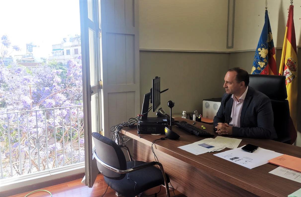 """La Generalitat i el Ministeri d""""Habitatge coincideixen en la necessitat d""""avançar en la regulació dels preus del lloguer"""