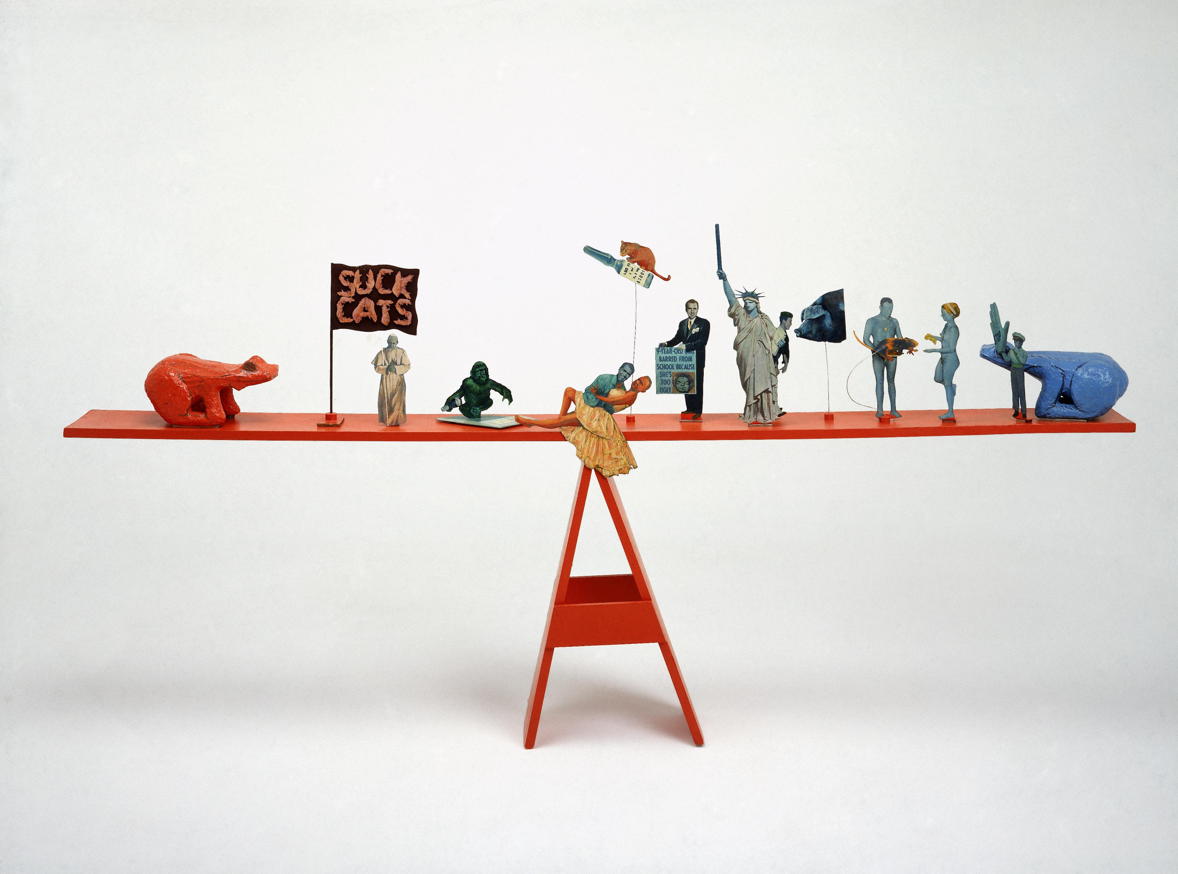 """L""""IVAM destaca la seua col·lecció d""""art pop en un nou lliurament d""""obres comentades"""