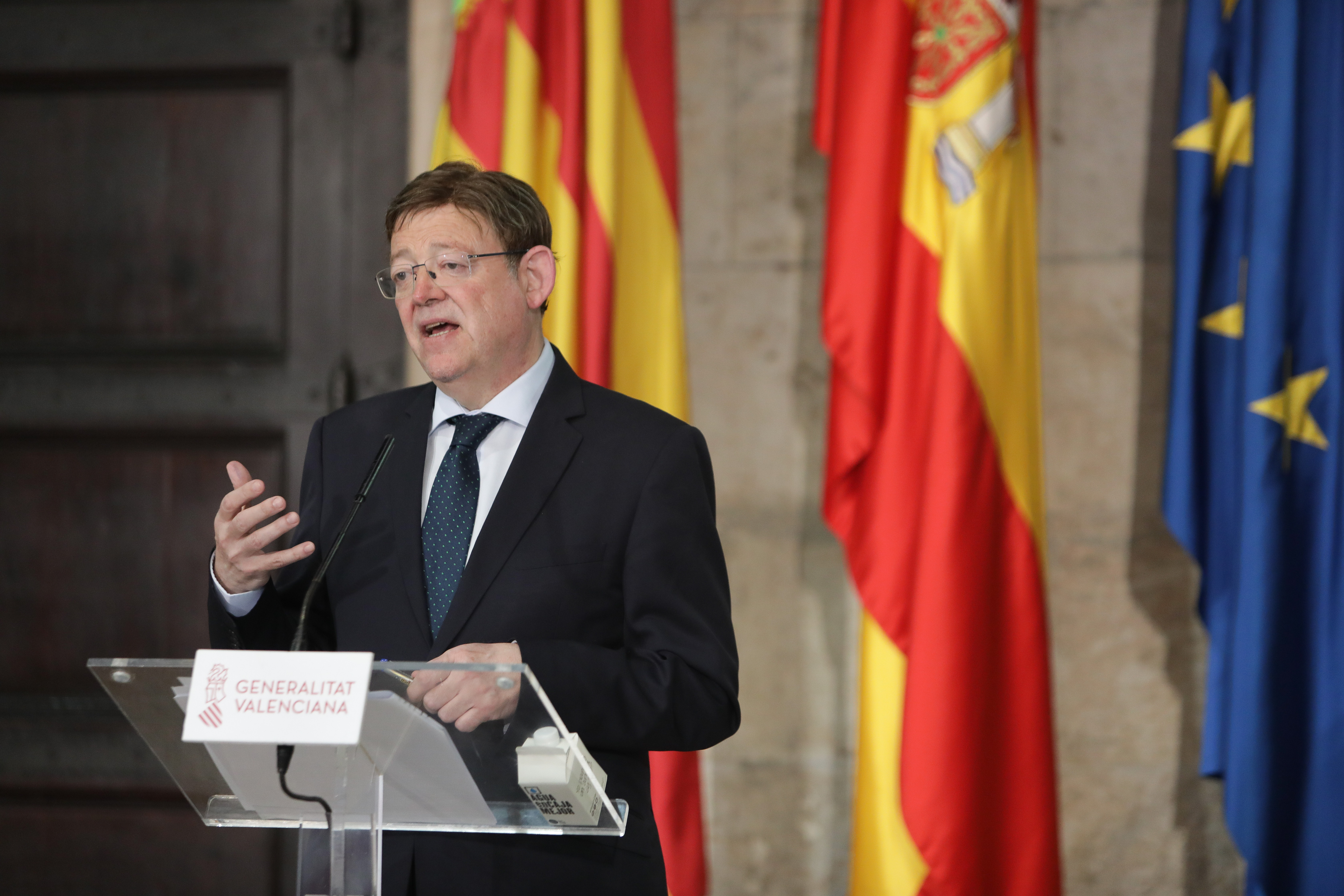 Ximo Puig anuncia que la Generalitat demanarà que tota la Comunitat Valenciana passe el 15 de juny a la fase 3 amb mobilitat entre les tres províncies