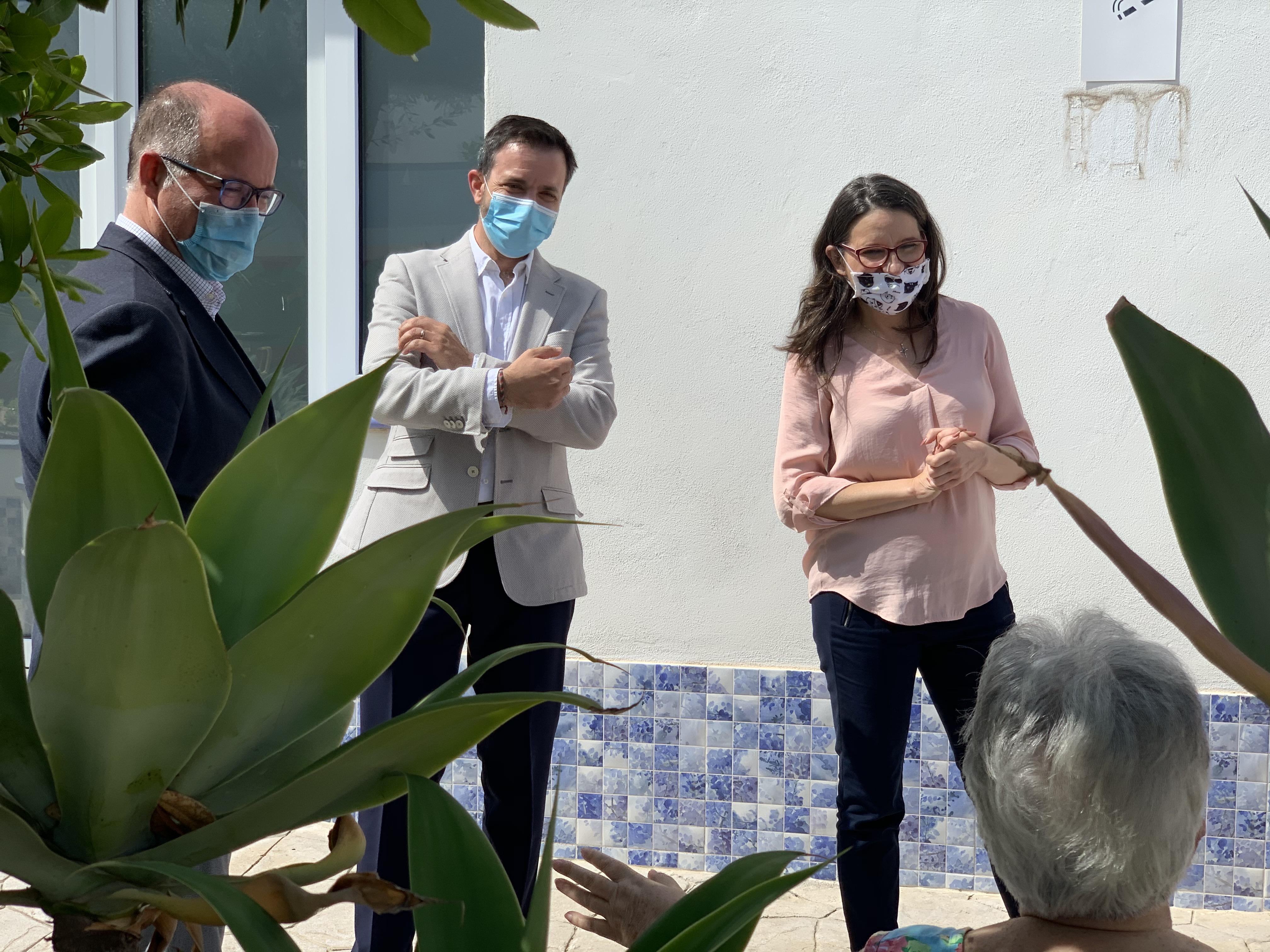 """Els centres d""""acollida temporal d""""emergència d""""Alacant atenen 138 persones en situació de vulnerabilitat per la COVID-19"""