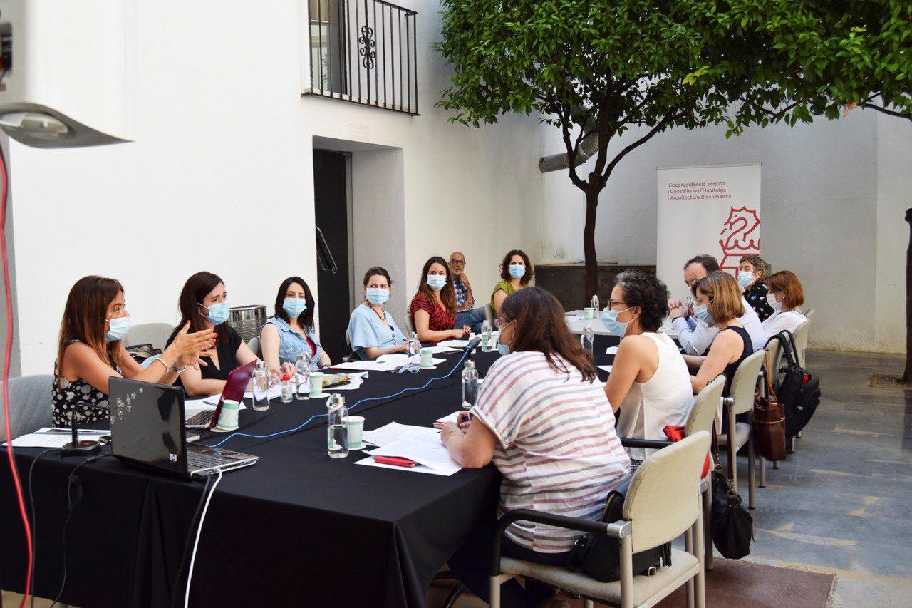 Martínez Dalmau es compromet amb organitzacions socials a impulsar la recuperació post-COVID en clau de justícia social i ecològica