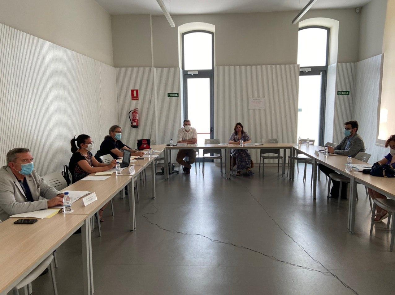 Pérez Garijo presideix el grup de treball de Transparència i Responsabilitat Social de la Mesa de Diàleg Social per a la reconstrucció