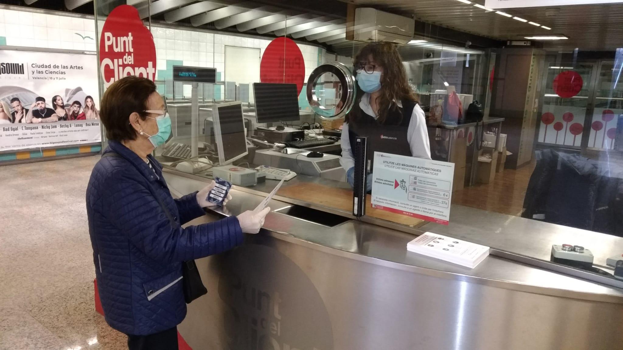 """Los Espais de Xàtiva y Colón y el Centre d""""Atenció del Client de Aeroport reinician el día 6 su actividad"""