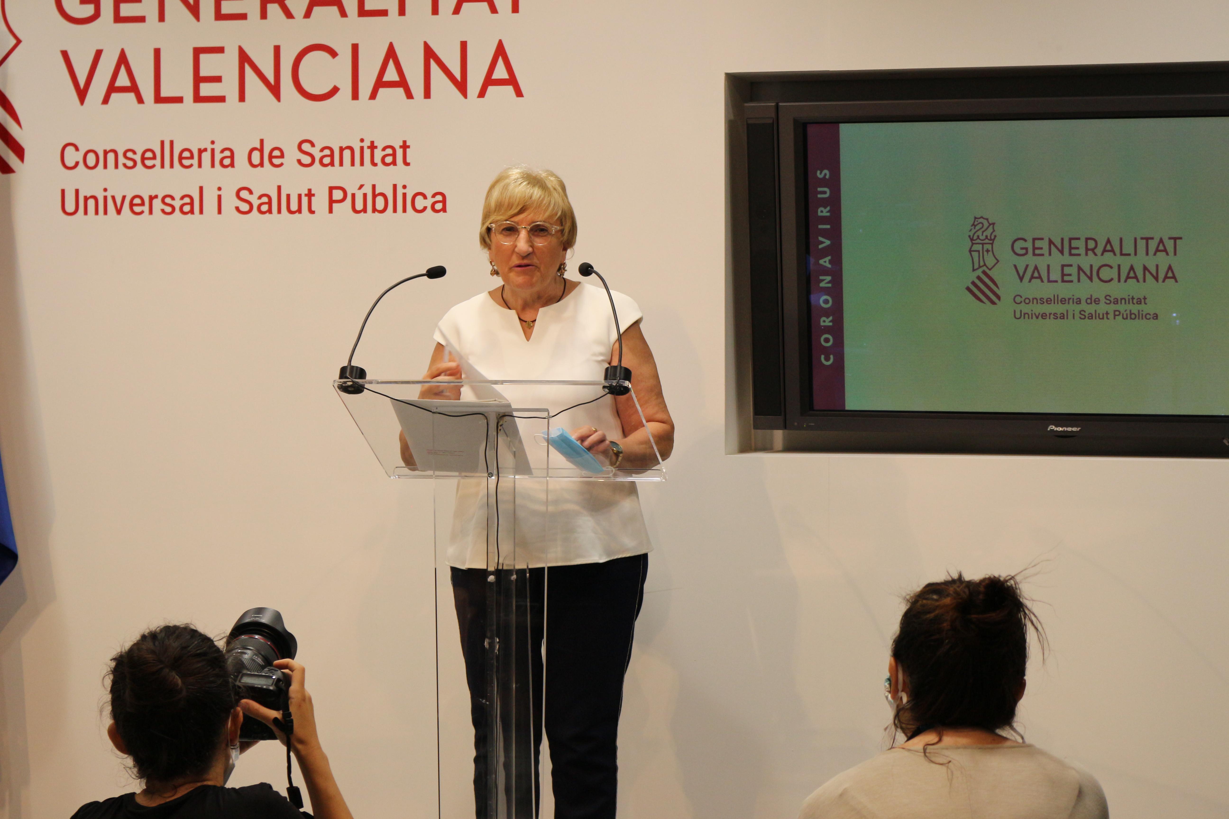 """Barceló: """"Hemos adaptado los centros de salud para reforzar la labor de contención del coronavirus en esta fase de recuperación de la pandemia"""""""
