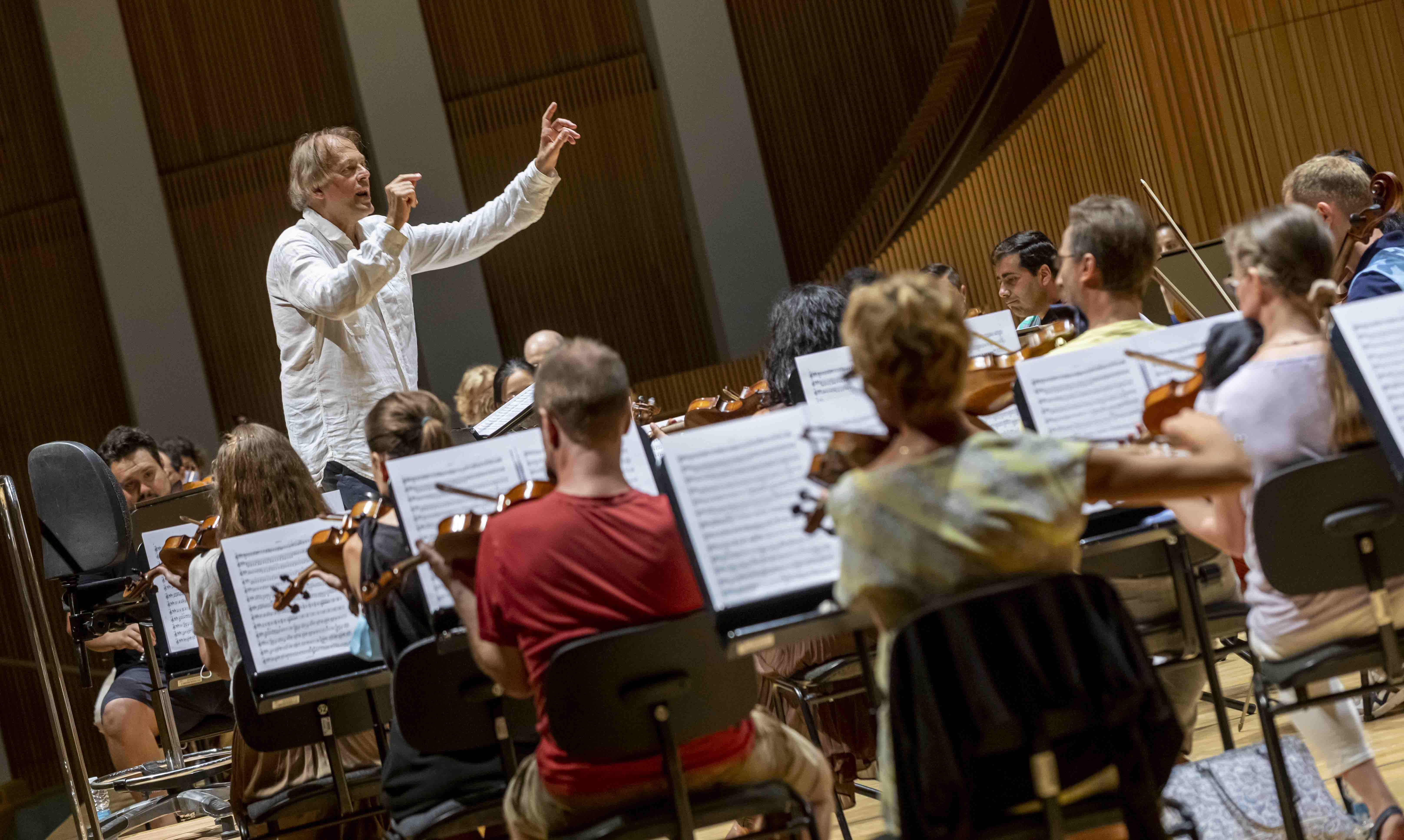"""L""""Orquestra de la Comunitat Valenciana ofereix el seu primer concert simfònic en la nova normalitat"""
