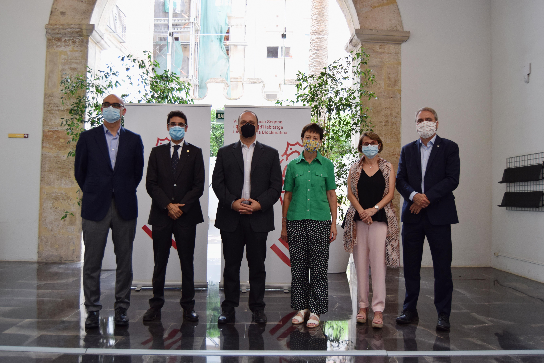 Martínez Dalmau presenta la cátedra interuniversitaria sobre la nueva transición verde