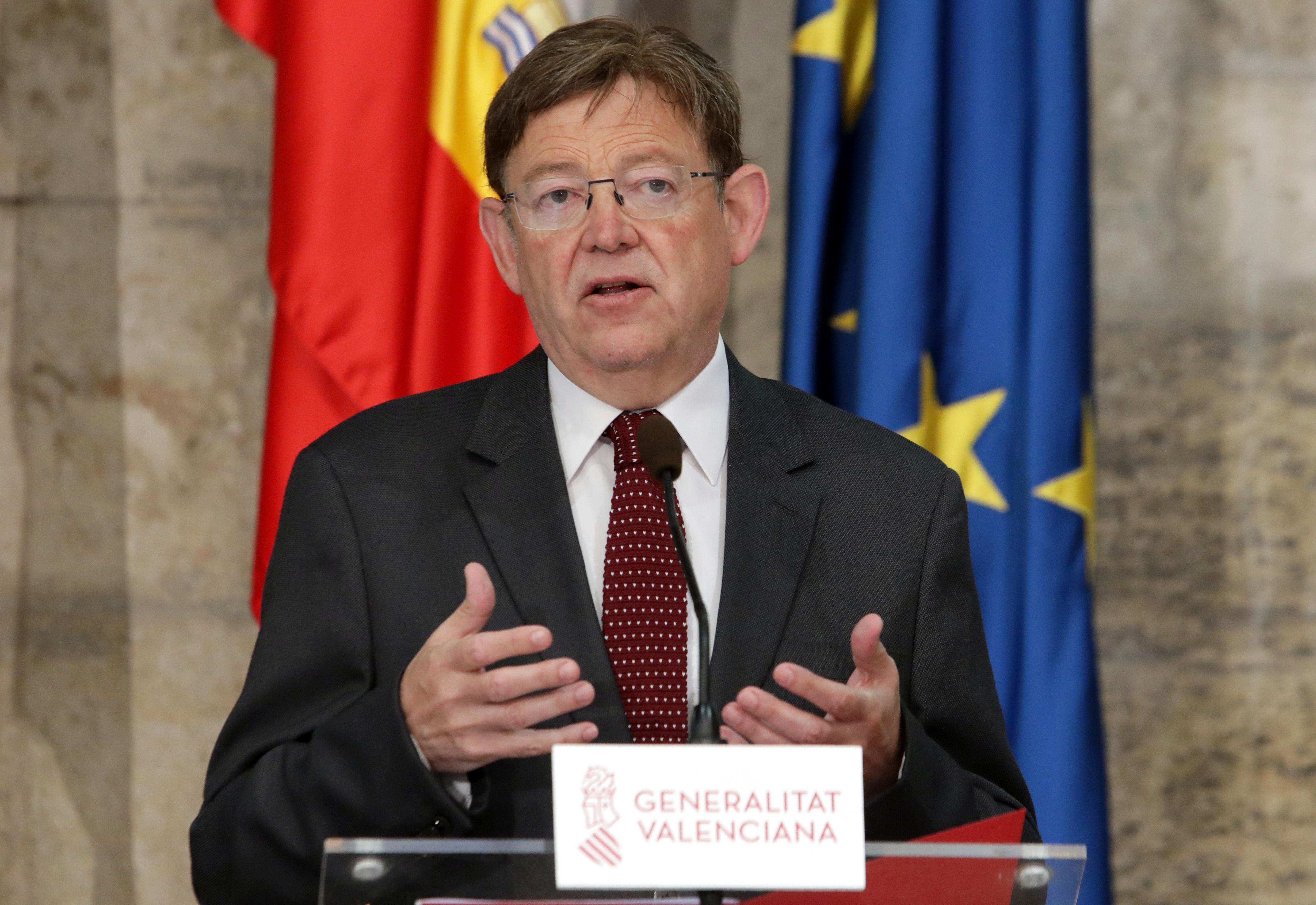 GVA.ES: Ximo Puig valora el fondo de reconstrucción europeo como una 'gran oportunidad' y avanza que la Comunitat Valenciana ya está preparando proyectos
