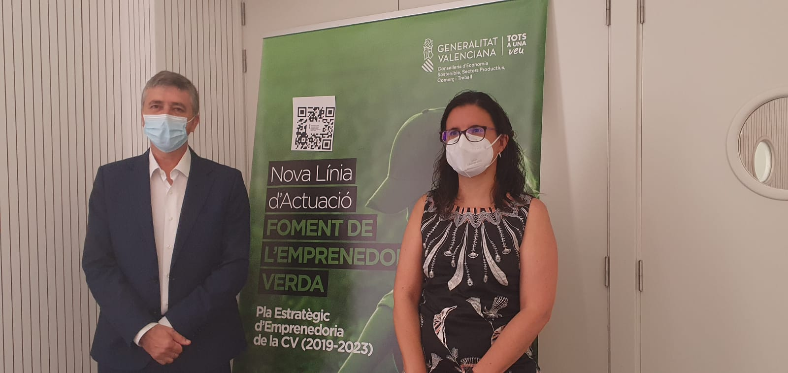 Economía introduce el emprendimiento verde como nueva línea de actuación en la lucha contra el cambio climático y el impacto económico de la COVID-19