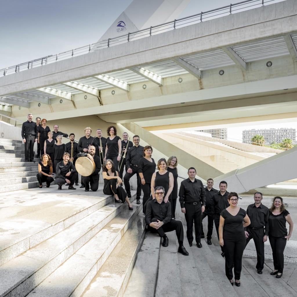 El Cor de la GVA i Harmonia del Parnàs inauguren el Festival Internacional de Música Antiga i Barroca
