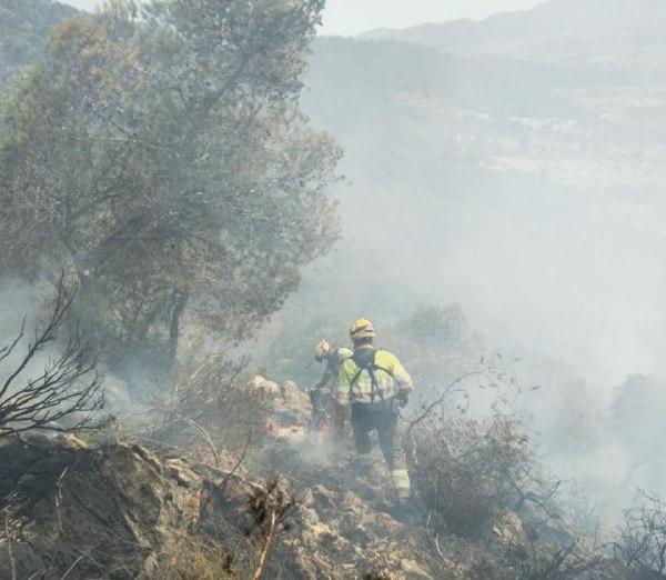 """La Societat de Gestió Integral d""""Emergències convoca una borsa de treball temporal de bombers forestals"""
