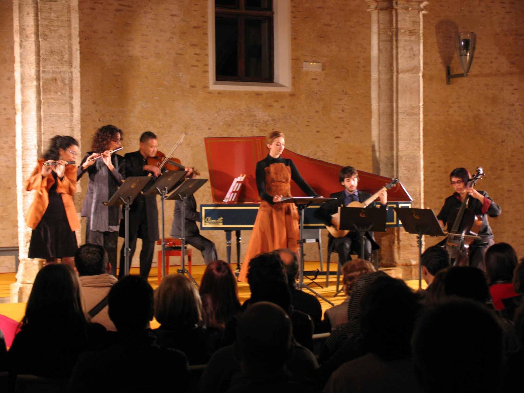 Els valencians Estil Concertant actuen en el Festival Internacional de Música Antiga i Barroca de Peníscola