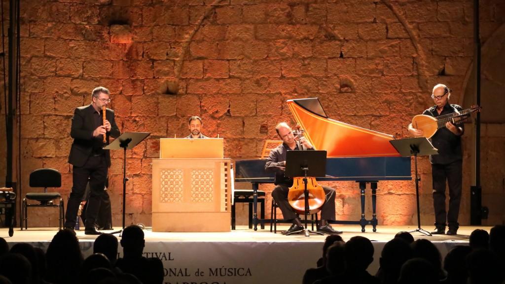 El Festival de Música Antigua cierra su edición con Mediterrània Consort
