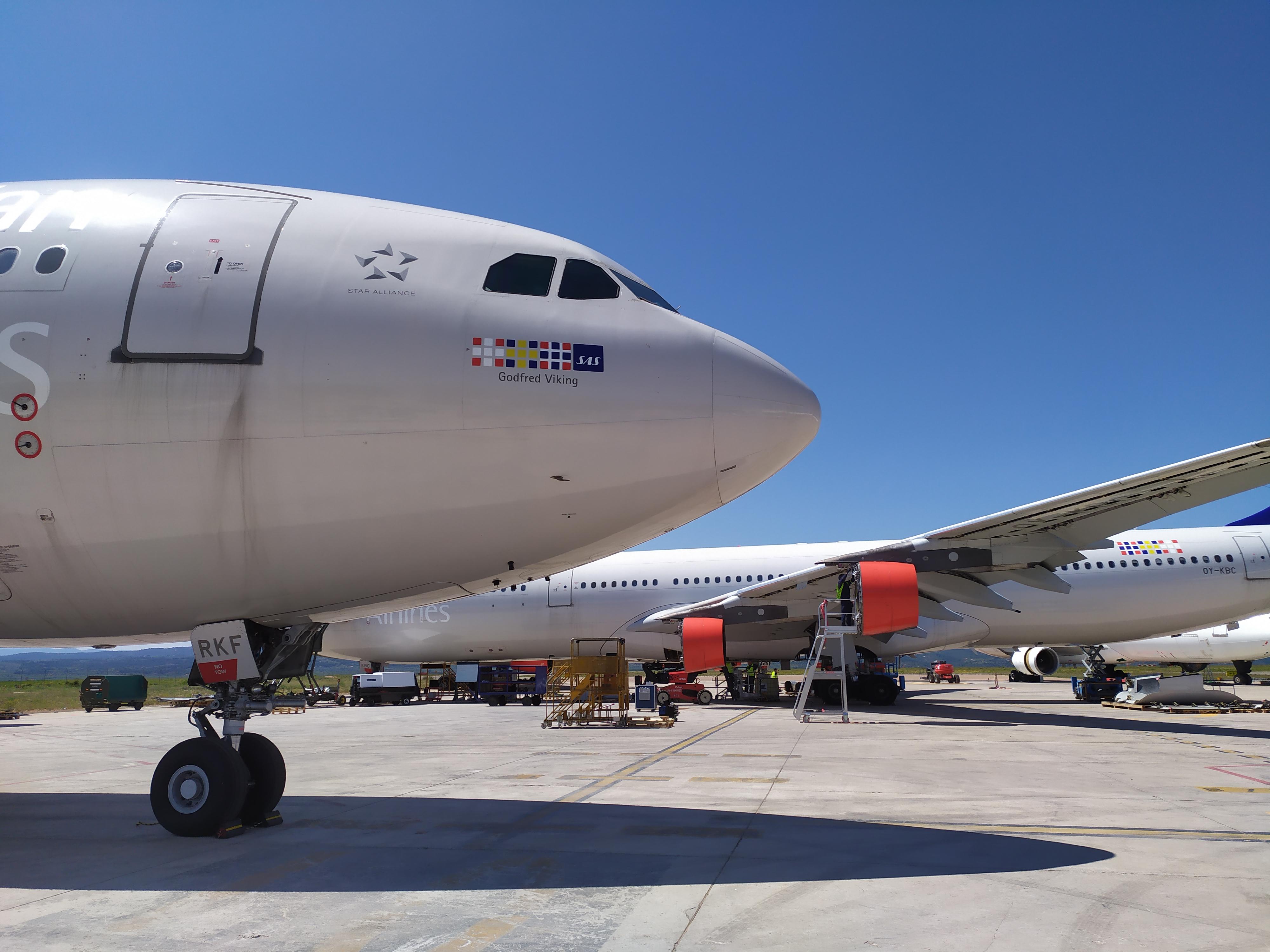 """L""""aeroport de Castelló autoritza el contracte per al centre de manteniment d""""avions i la creació d""""una nova zona d""""estacionament d""""aeronaus"""