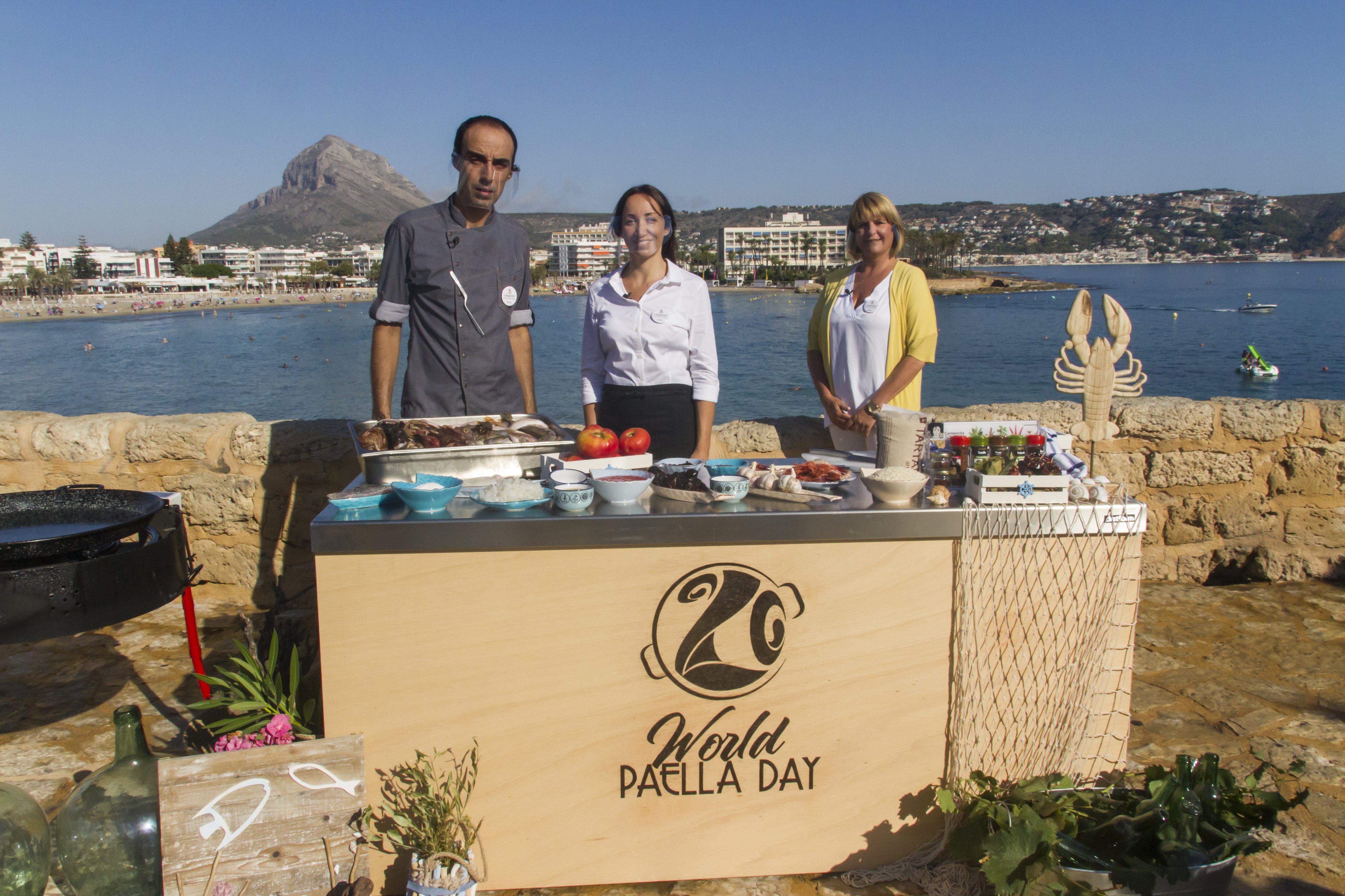 Turisme lanza una campaña para vincular el impacto promocional del World Paella Day a la difusión de la cultura gastronómica valenciana