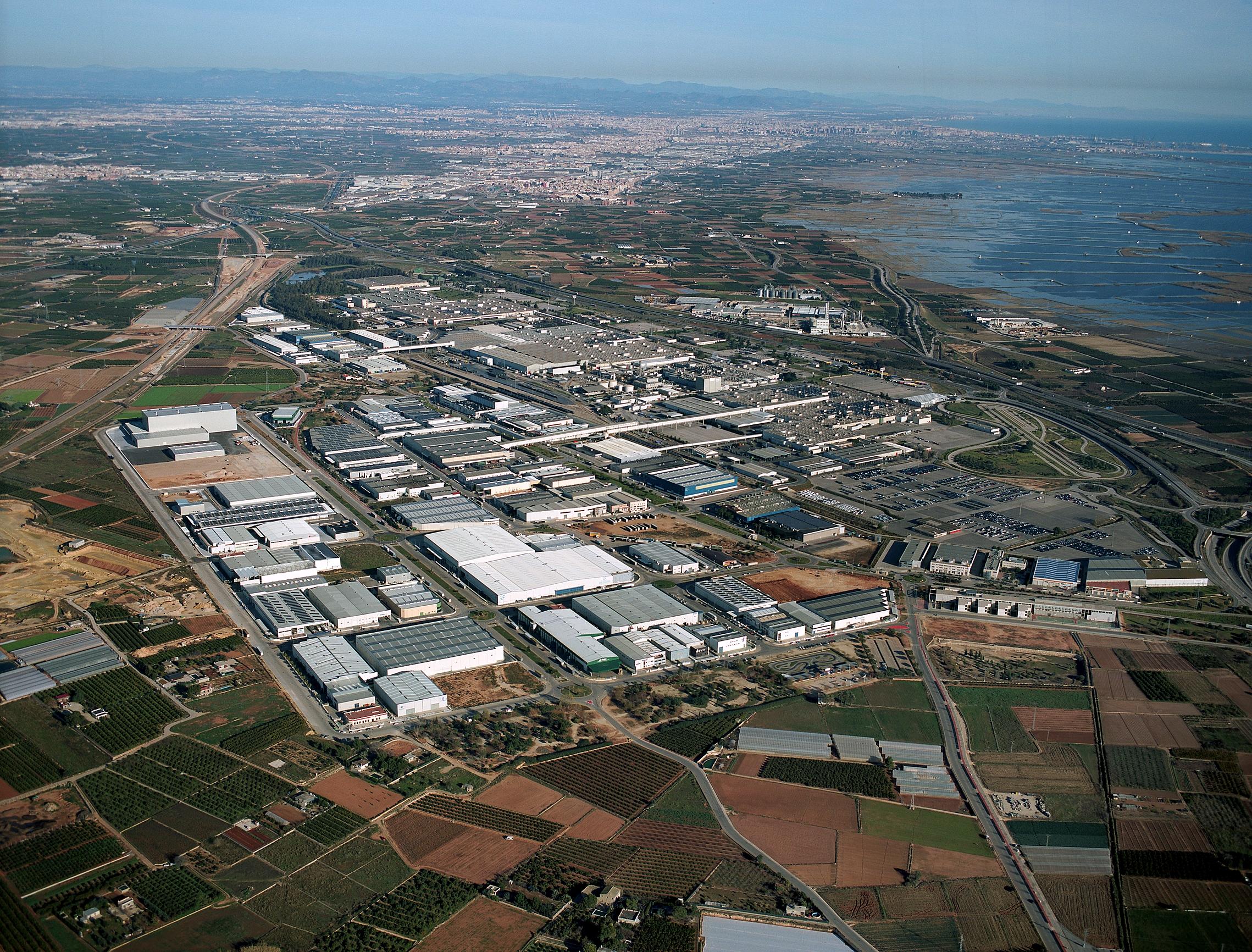 """L""""Ivace elaborarà una proposta de classificació de les àrees industrials de la Comunitat"""