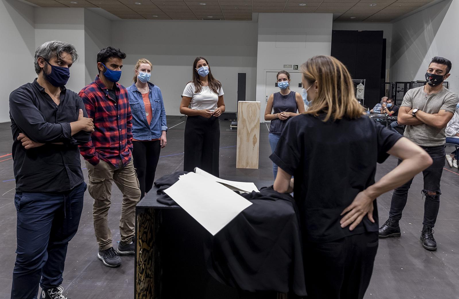 """Les Arts reuneix les joves estreles del repertori mozartià en el muntatge de """"Così fan tutte"""" que inaugura la temporada 2020-2021"""