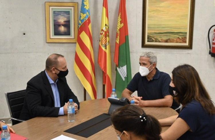 """Martínez Dalmau: """"El Gobierno del Botànic está saldando la deuda con las comarcas del sur"""""""