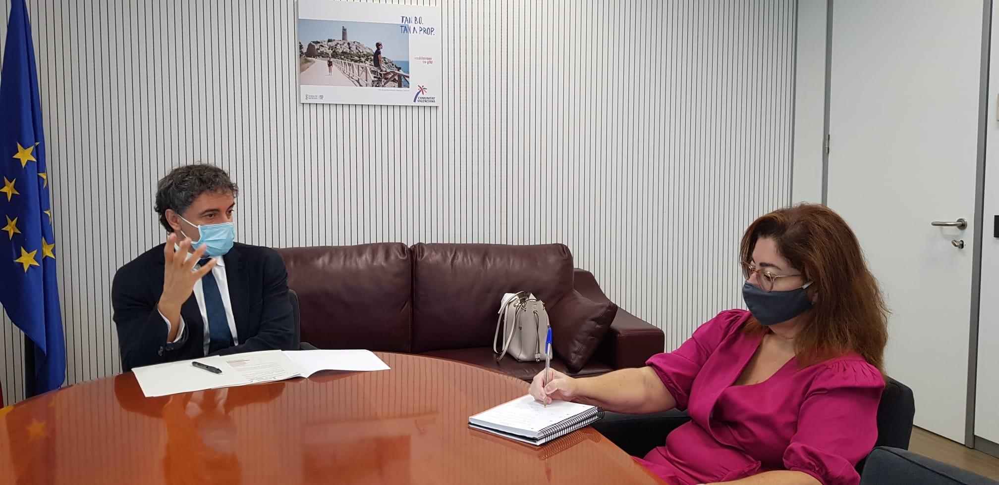 Turisme Comunitat Valenciana refuerza sus vínculos con el mercado portugués