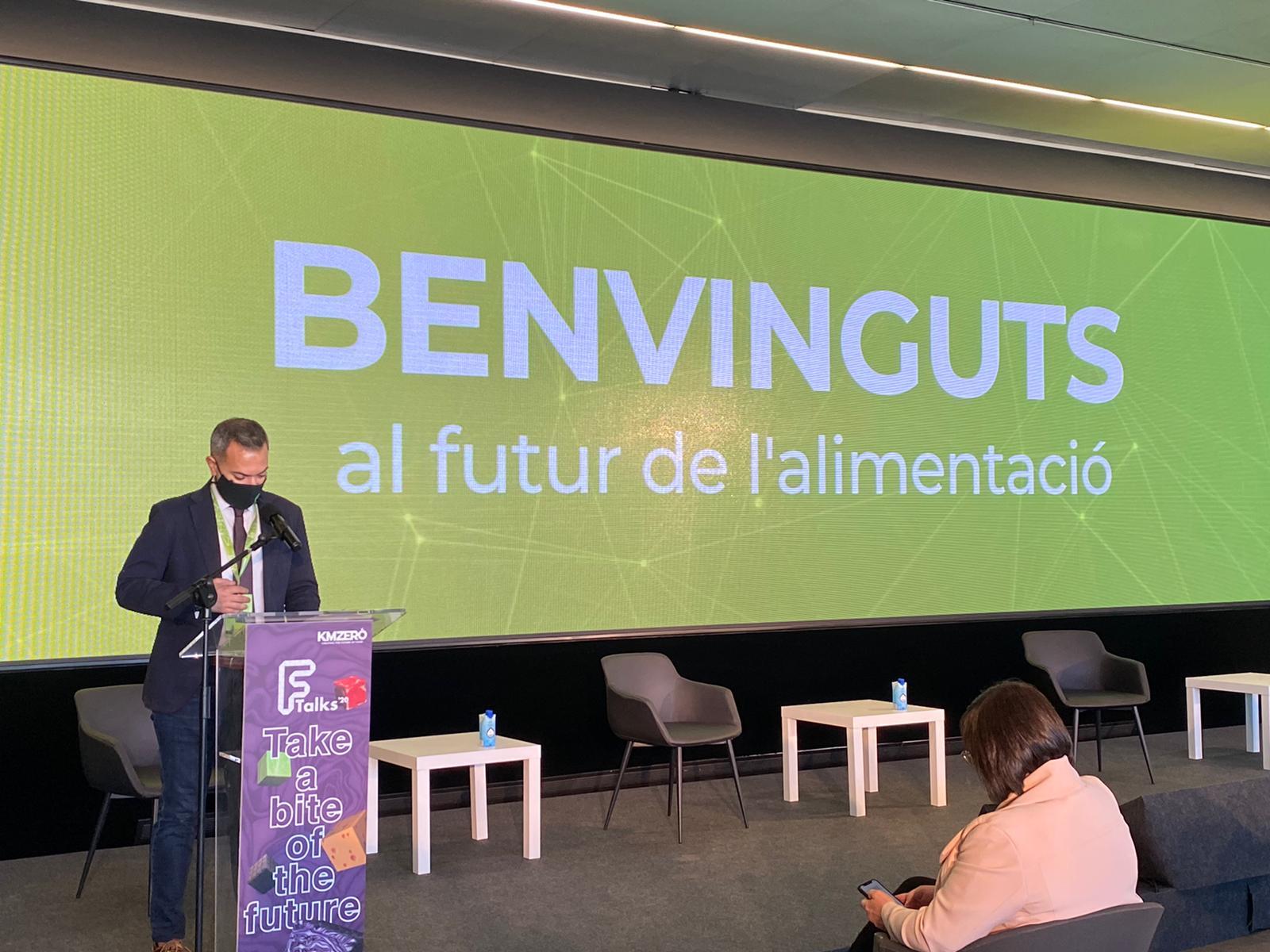"""Jordi Juan apuesta por la """"salud y la sostenibilidad"""" como motor de la innovación y la transformación del sector agroalimentario valenciano"""