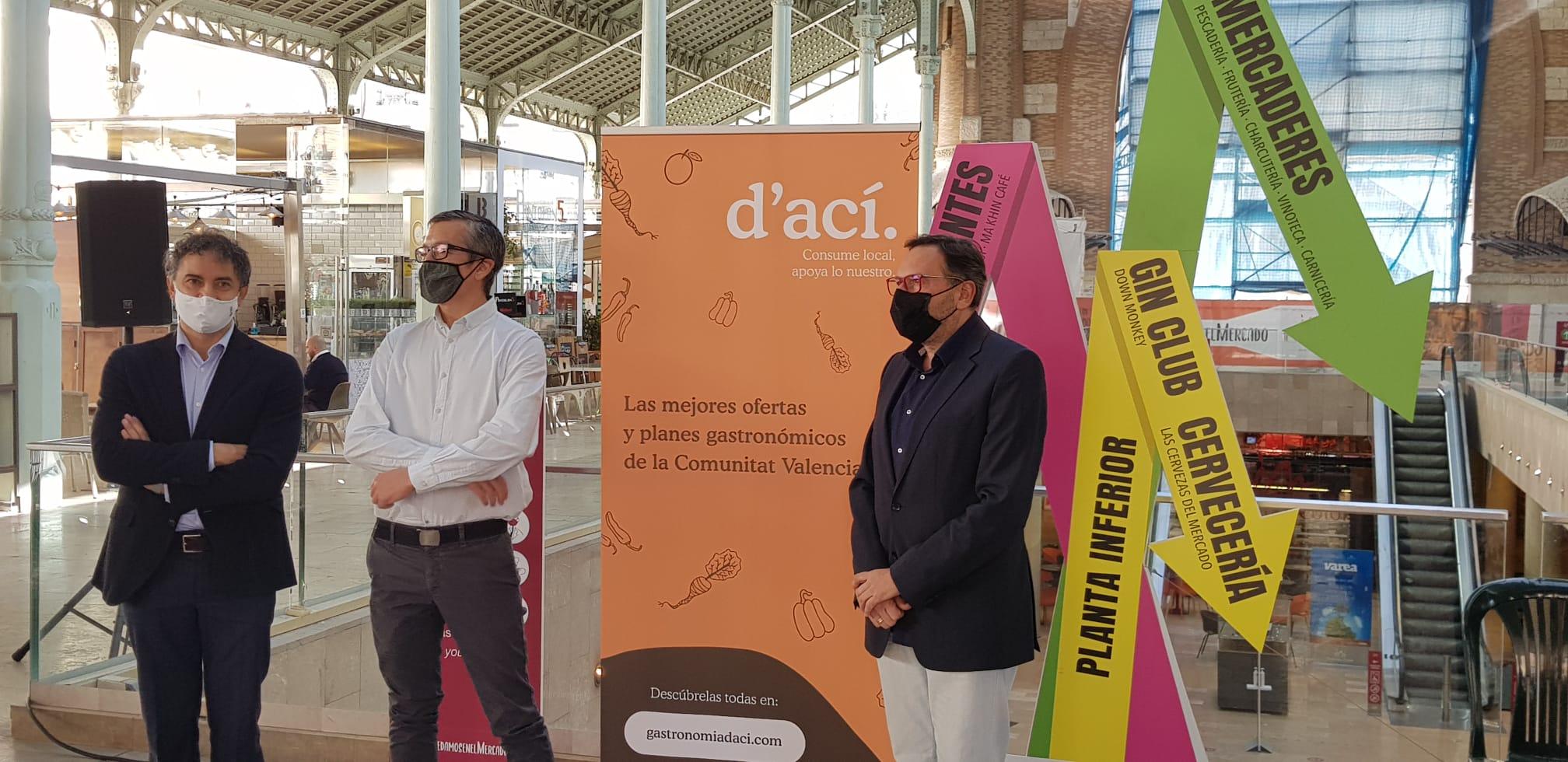 Colomer subraya que la hostelería de la Comunitat Valenciana ha liderado la aplicación de los protocolos de seguridad frente a la COVID-19
